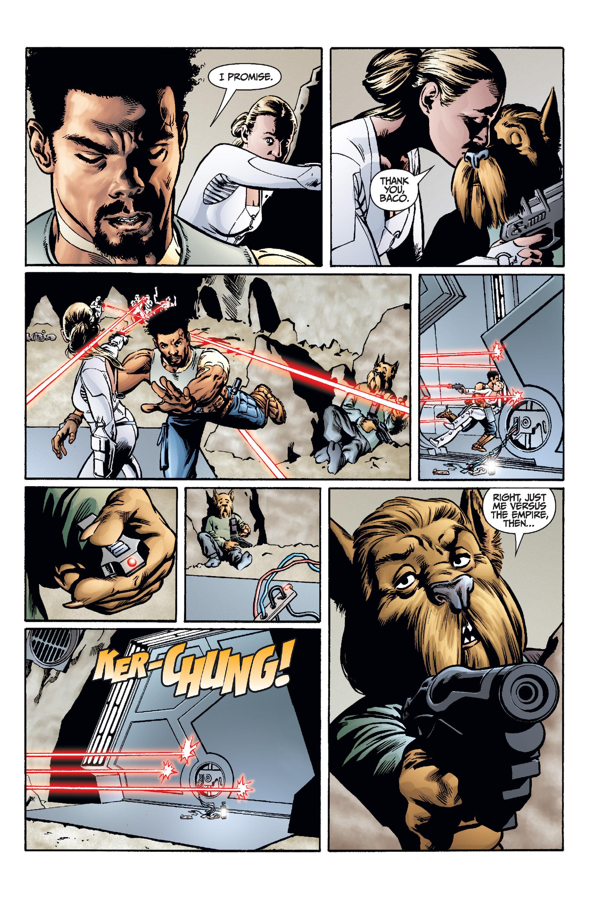 Read online Star Wars Omnibus comic -  Issue # Vol. 20 - 287