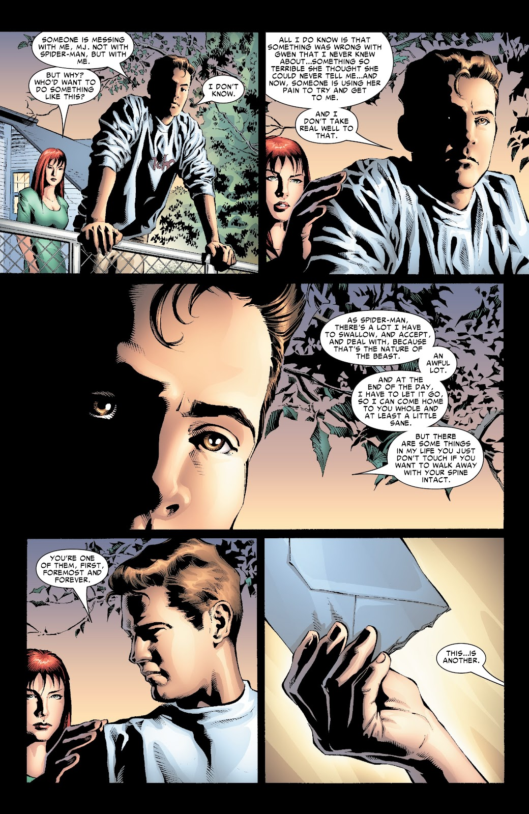 The Amazing Spider-Man by JMS Ultimate Collection issue TPB 3 (Part 2) - Page 52