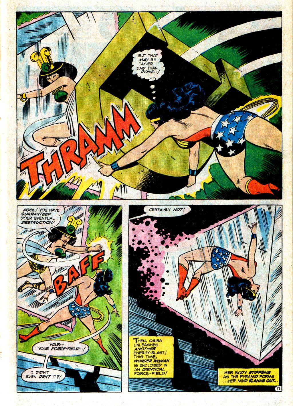Read online Wonder Woman (1942) comic -  Issue #231 - 23