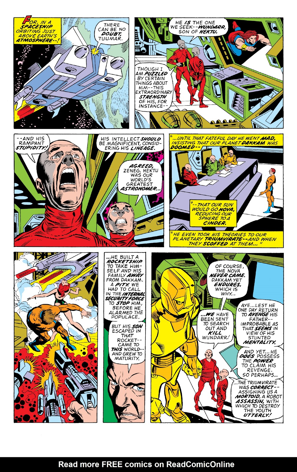 Read online Marvel Two-In-One Epic Collection: Cry Monster comic -  Issue # TPB (Part 1) - 70