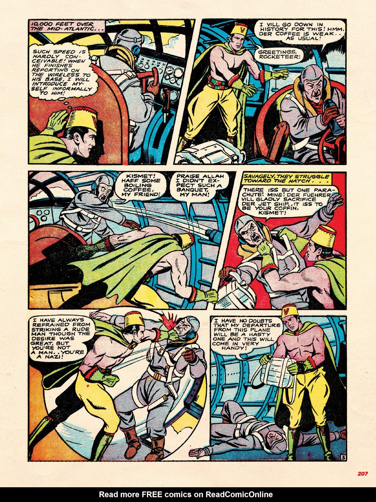Read online Super Weird Heroes comic -  Issue # TPB 1 (Part 3) - 7