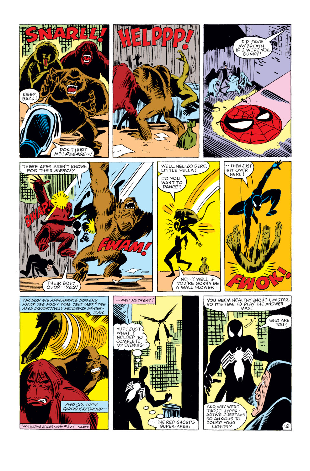 The Amazing Spider-Man (1963) 255 Page 16