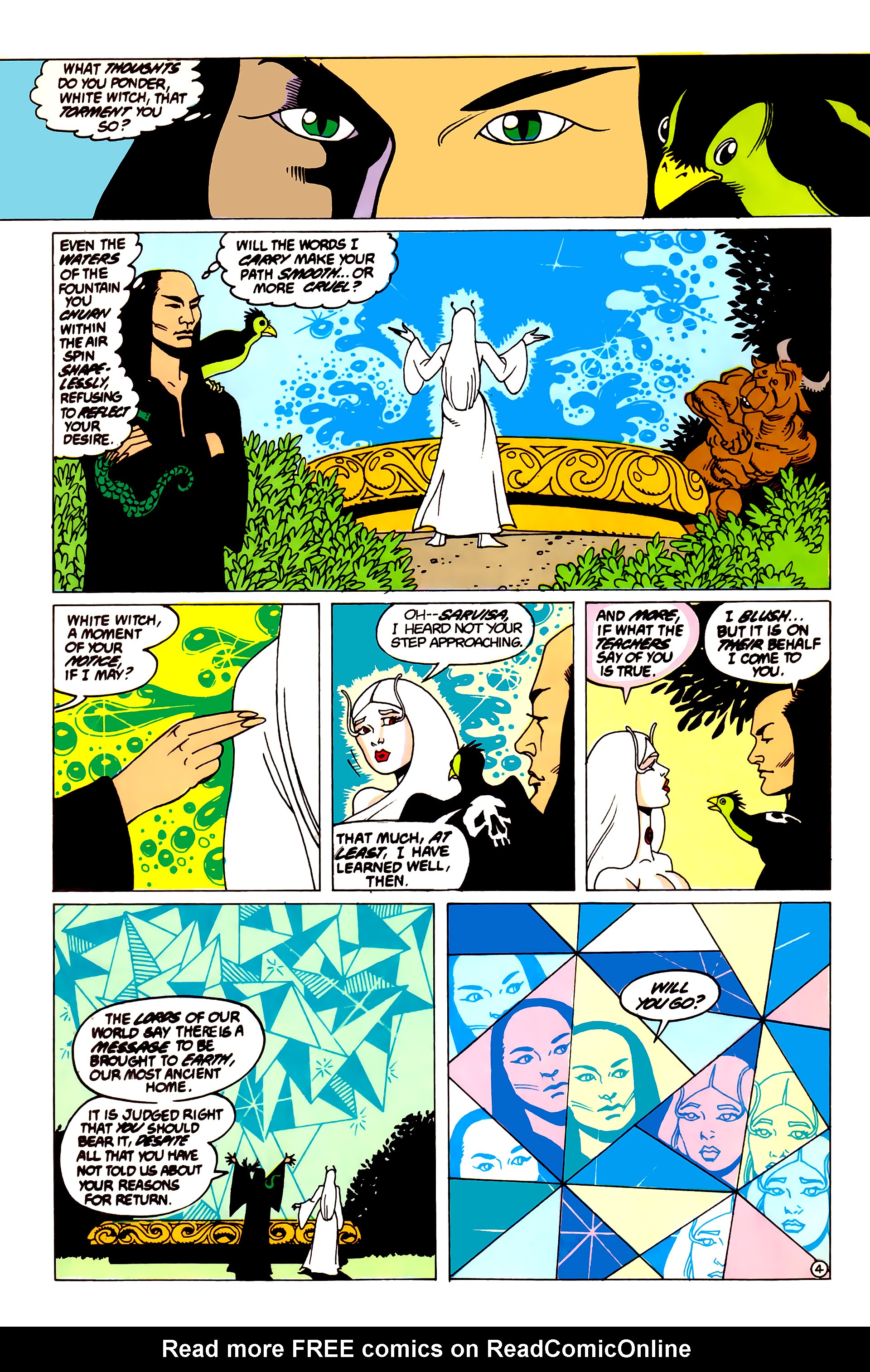 Legion of Super-Heroes (1984) 55 Page 4
