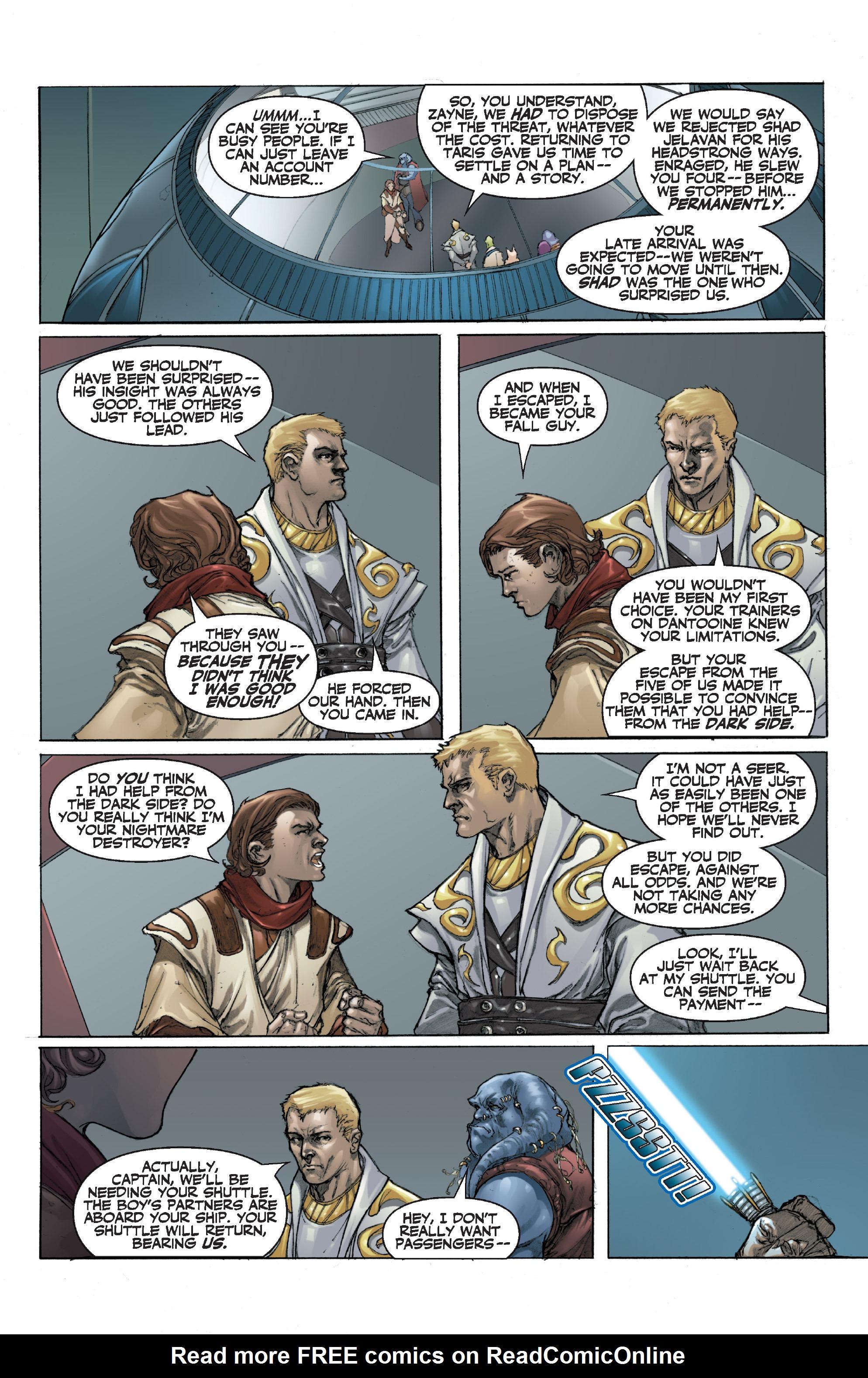 Read online Star Wars Omnibus comic -  Issue # Vol. 29 - 132