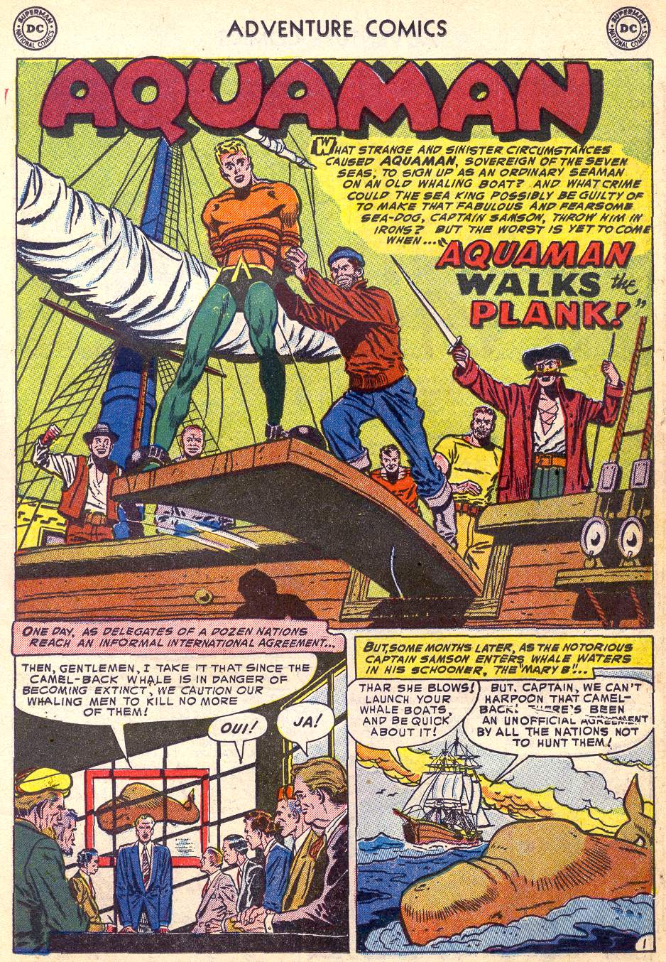 Read online Adventure Comics (1938) comic -  Issue #197 - 17