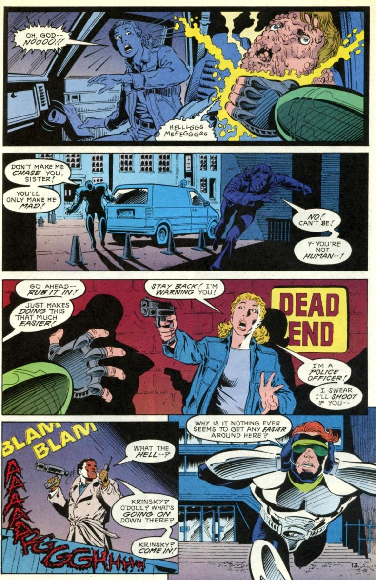Read online Gunfire comic -  Issue #3 - 17