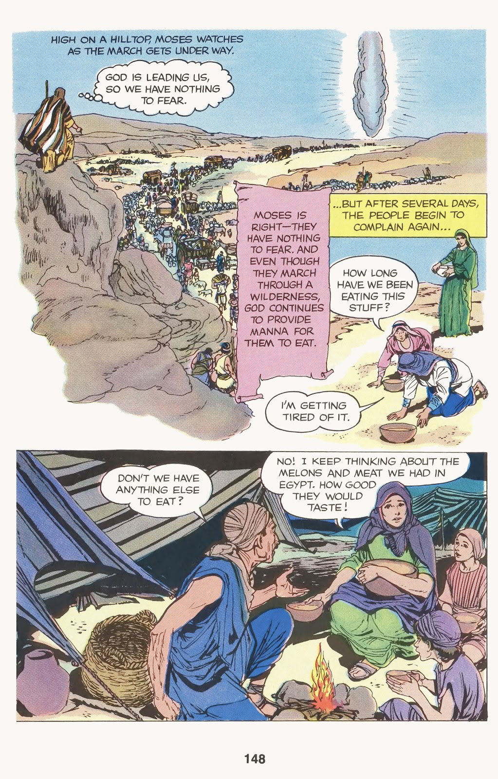 The Picture Bible issue TPB (Part 2) - Page 51