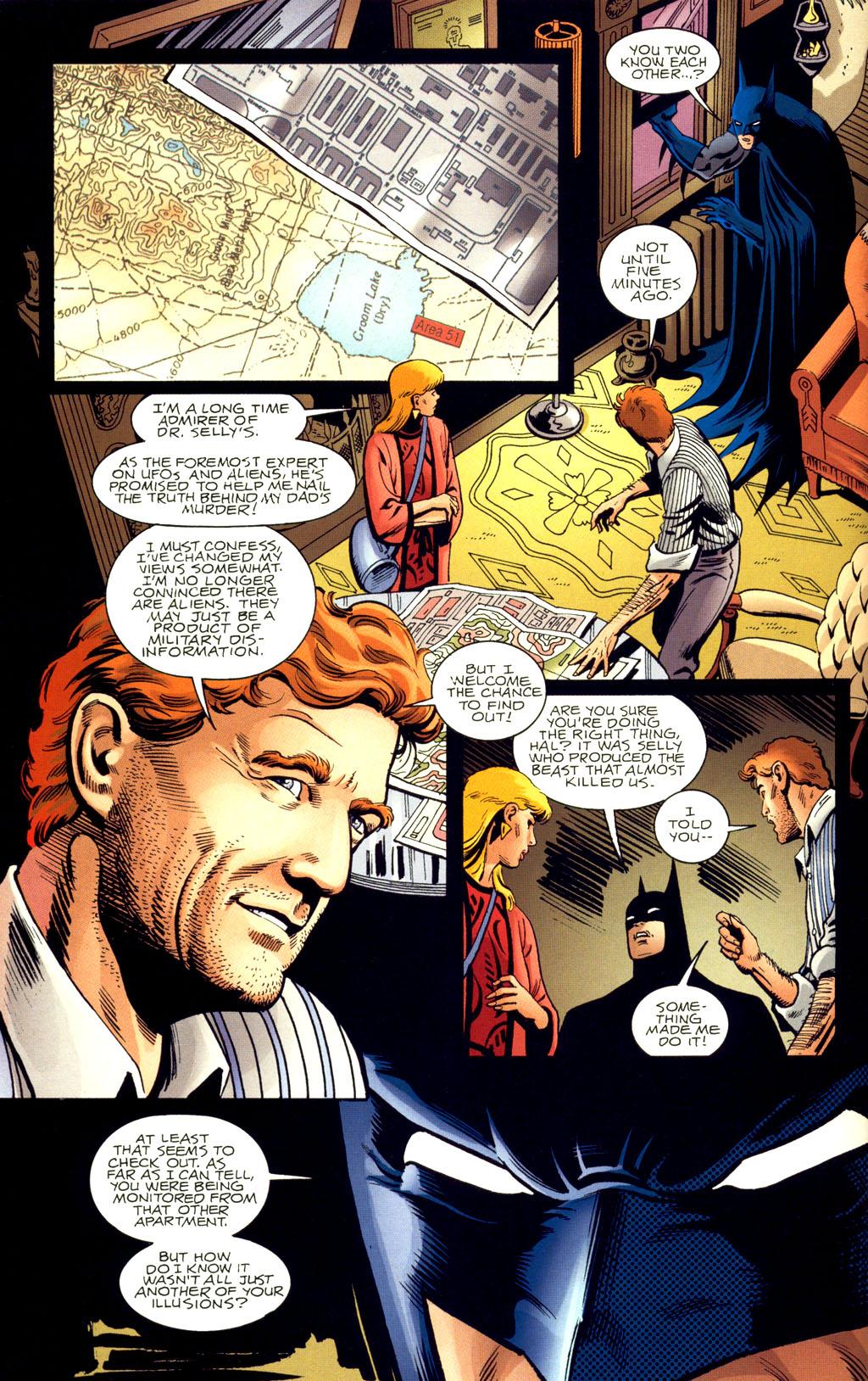 Read online Batman: Dreamland comic -  Issue # Full - 16