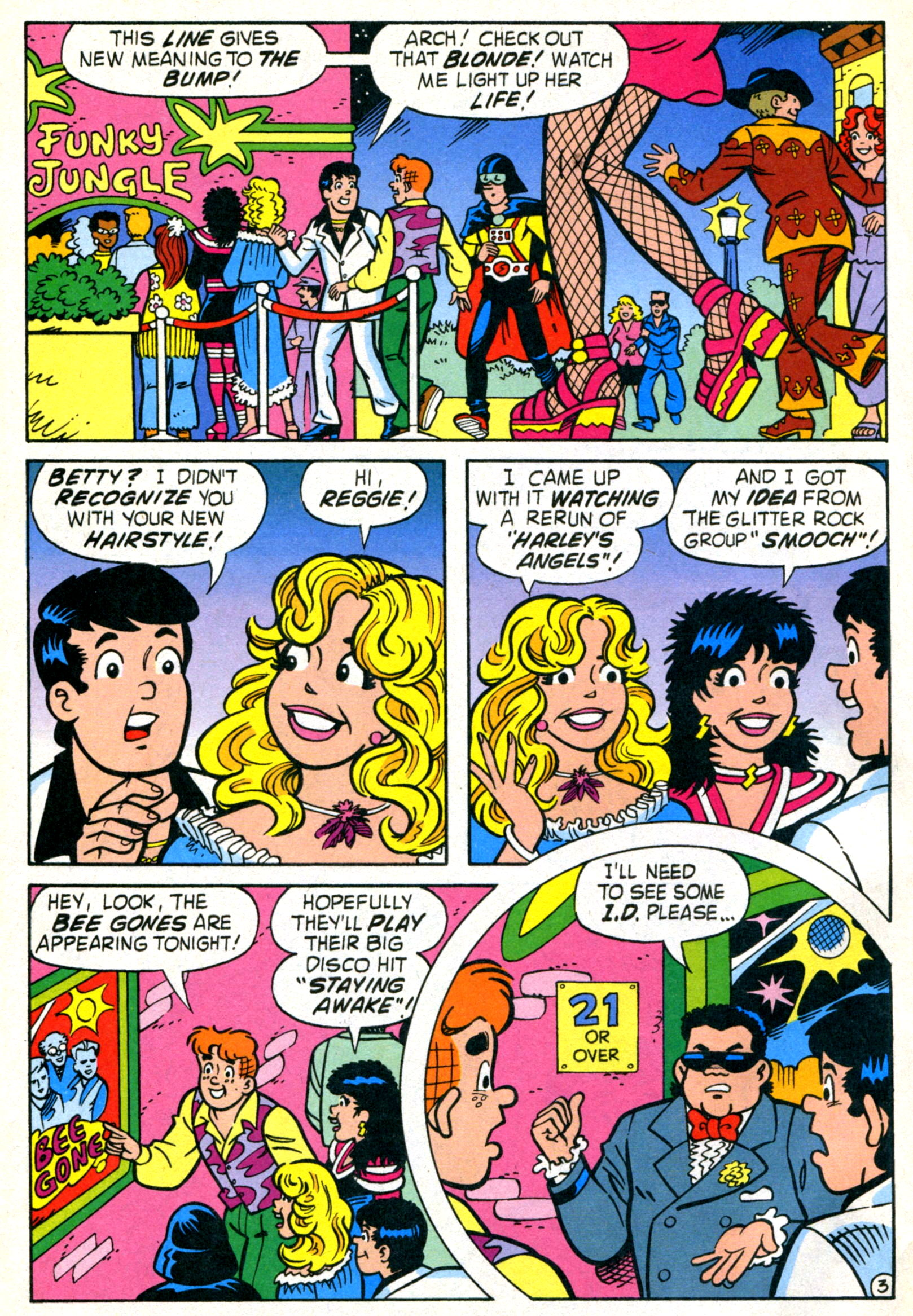 Read online World of Archie comic -  Issue #21 - 30