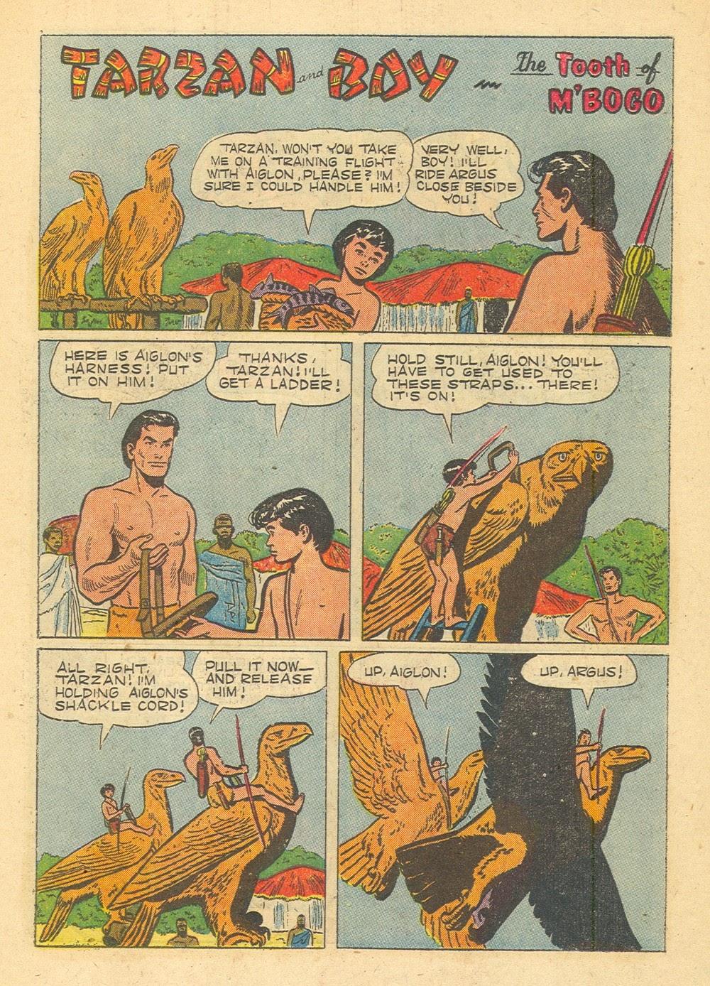 Tarzan (1948) issue 65 - Page 18