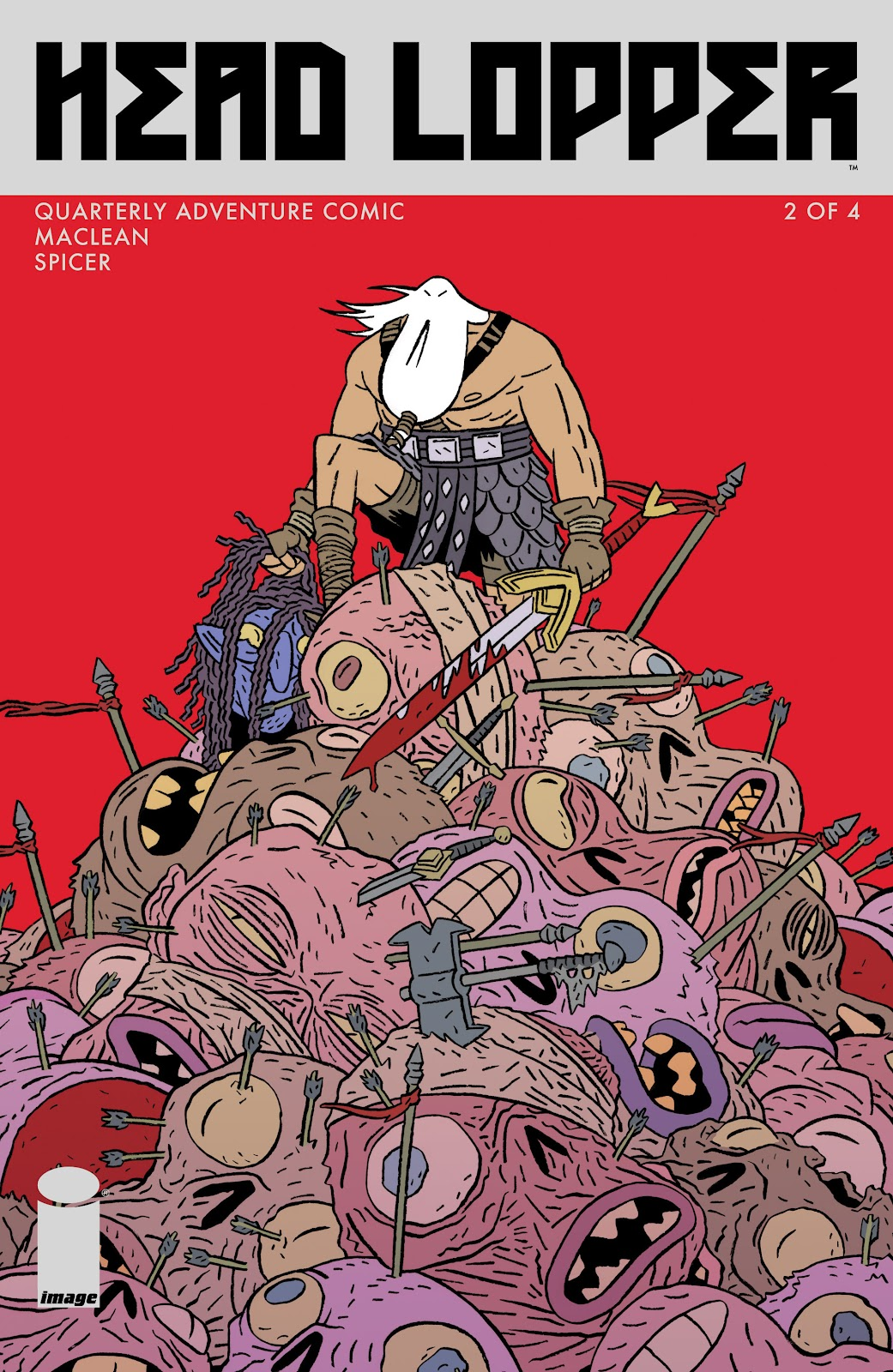 Head Lopper issue 12 - Page 1