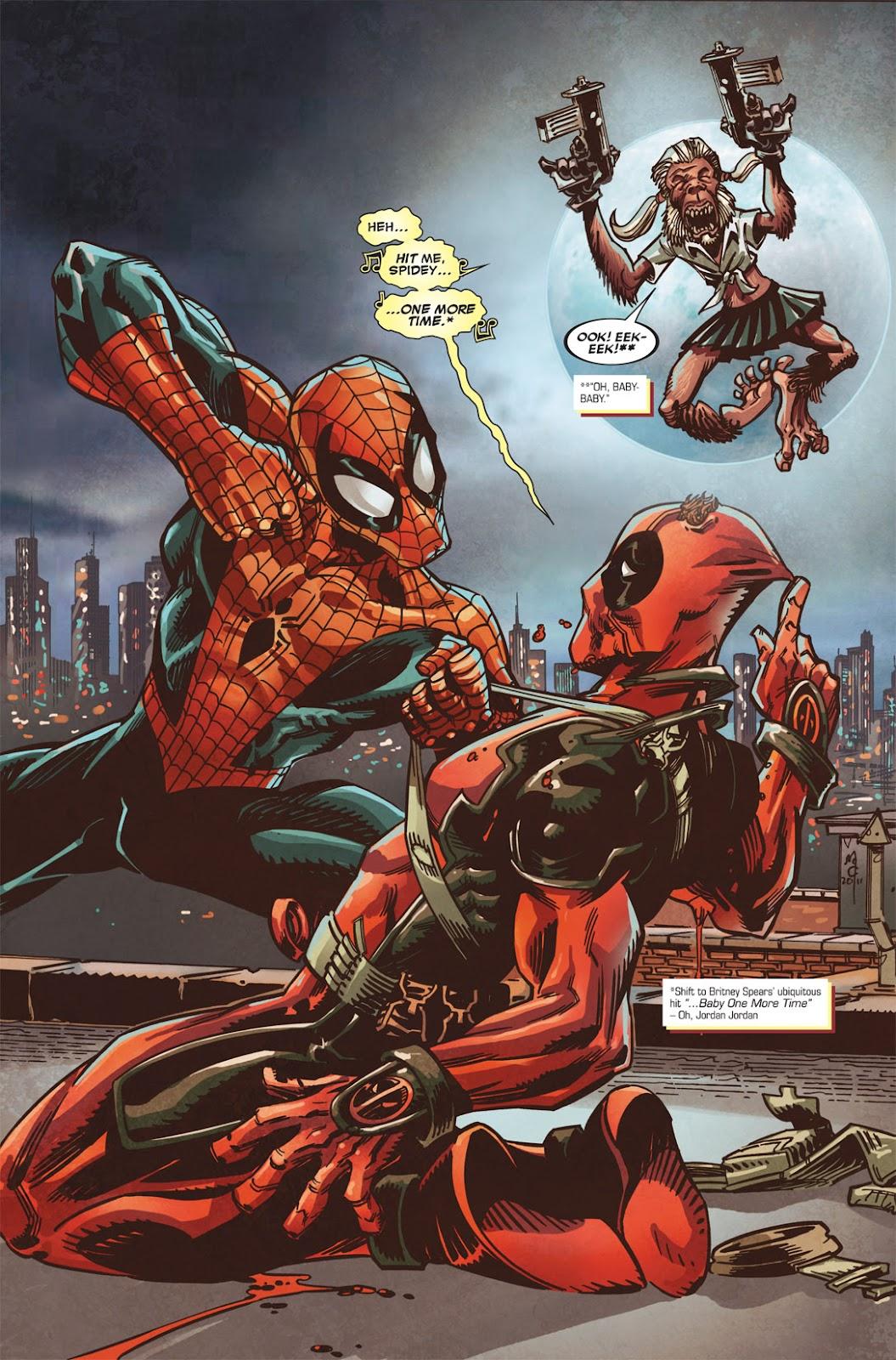 Read online Deadpool (2008) comic -  Issue #49.1 - 14