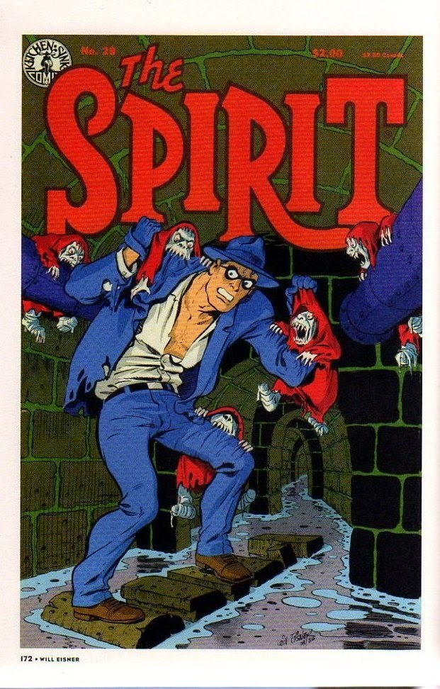 Read online Will Eisner's The Spirit Archives comic -  Issue # TPB 26 (Part 2) - 79
