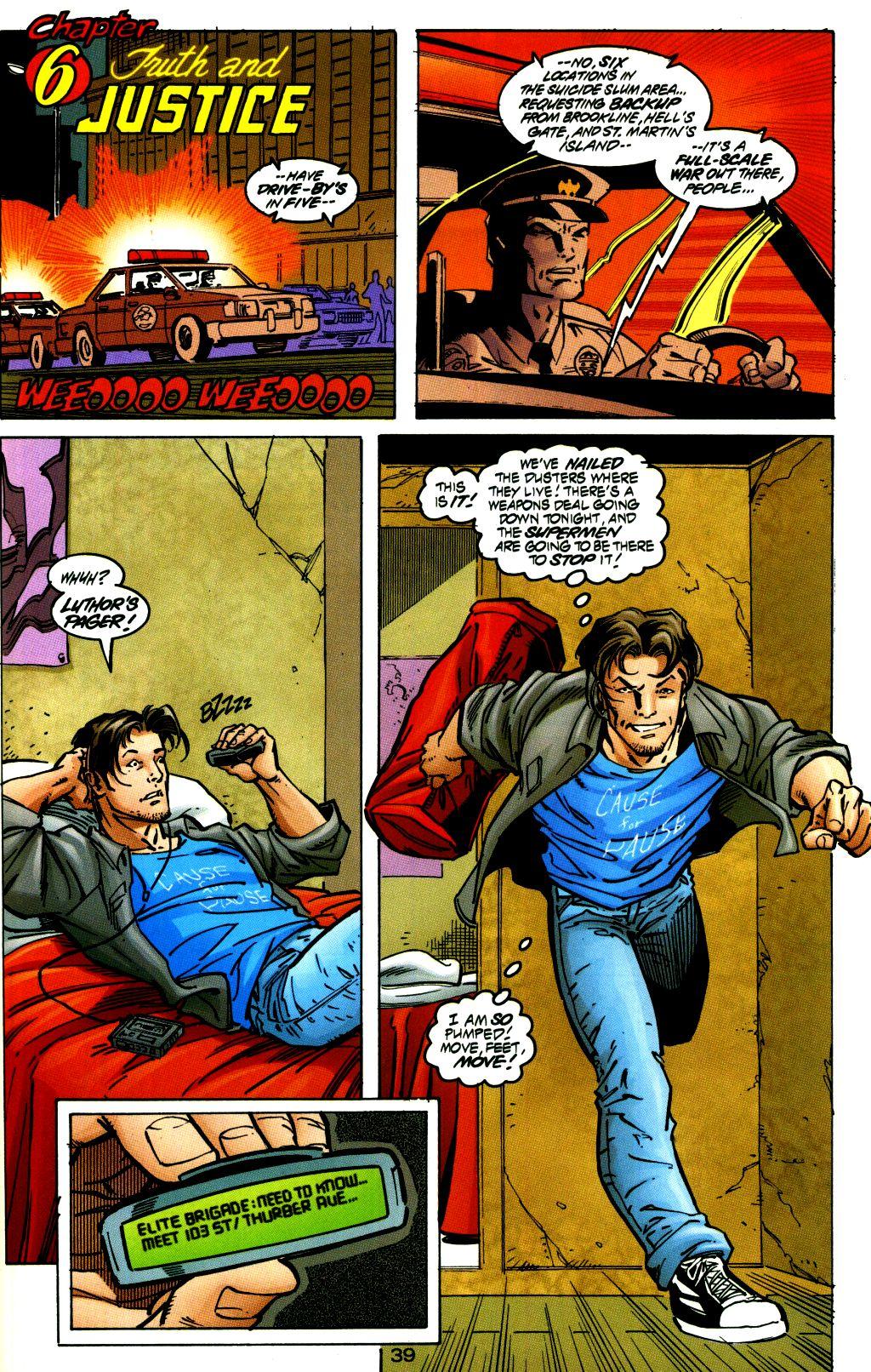Read online Supermen of America comic -  Issue # Full - 40
