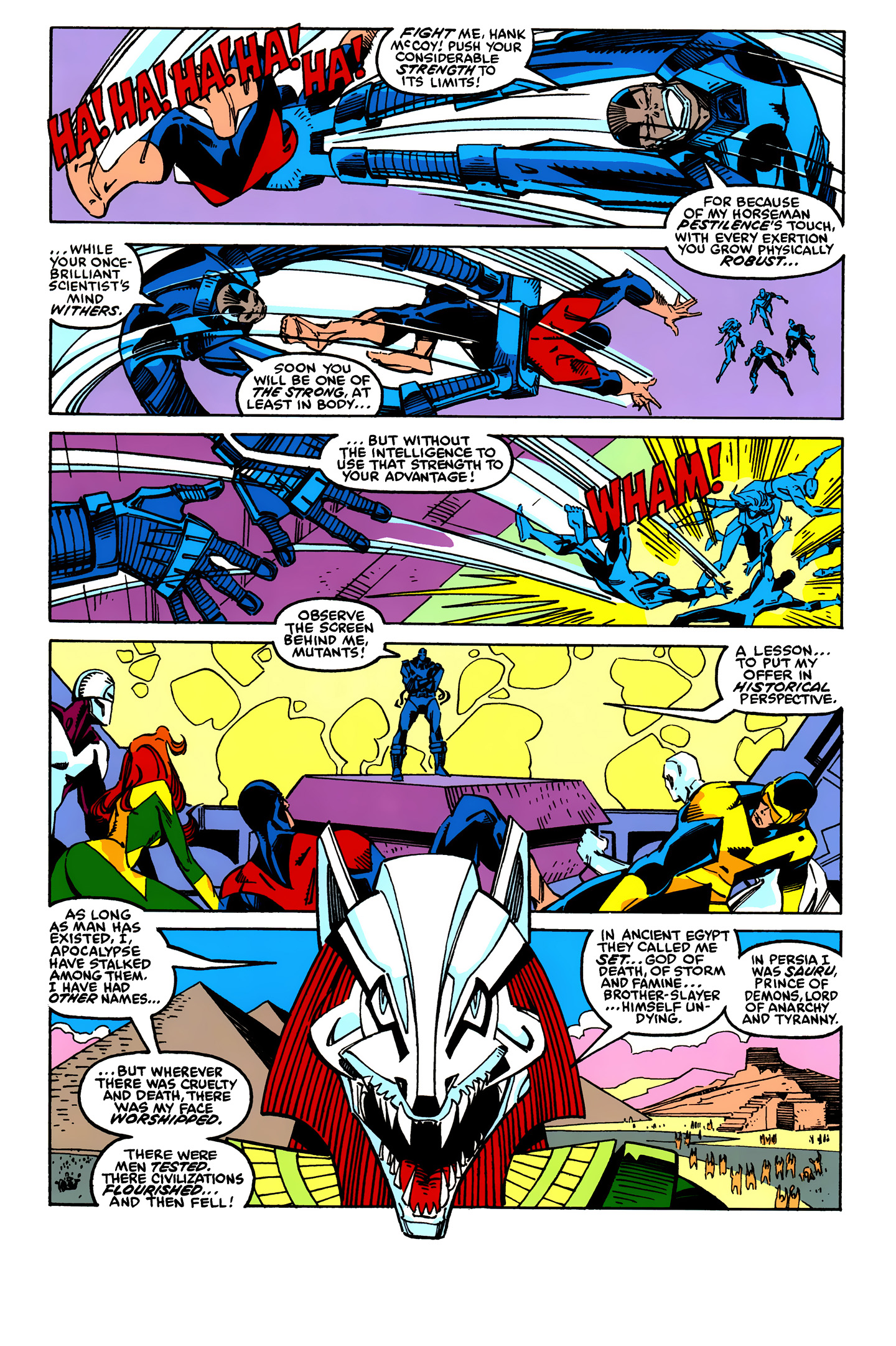 Read online X-Factor (1986) comic -  Issue #24 - 6