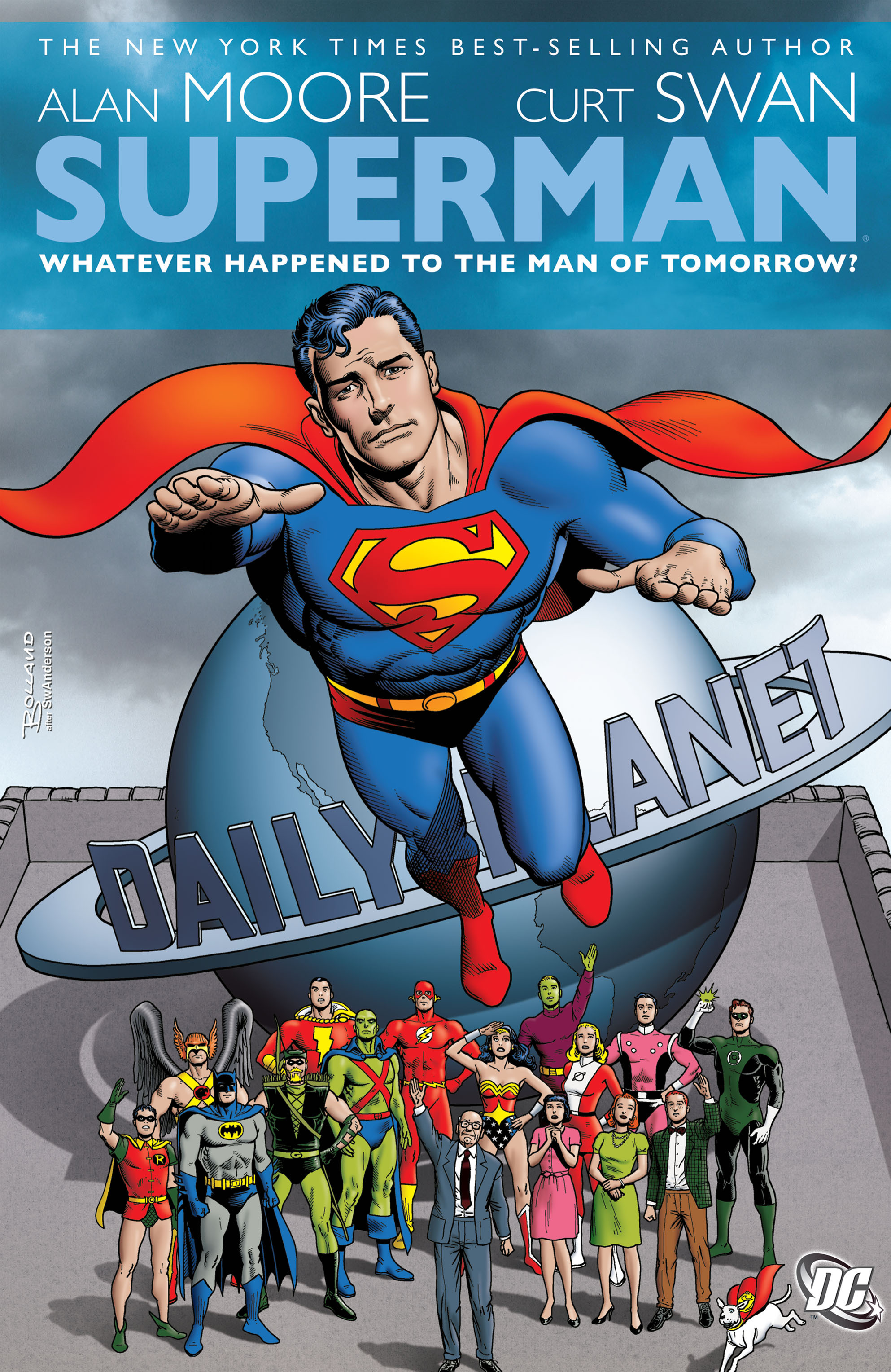 Read online Superman: Whatever Happened to the Man of Tomorrow? comic -  Issue # TPB - 1