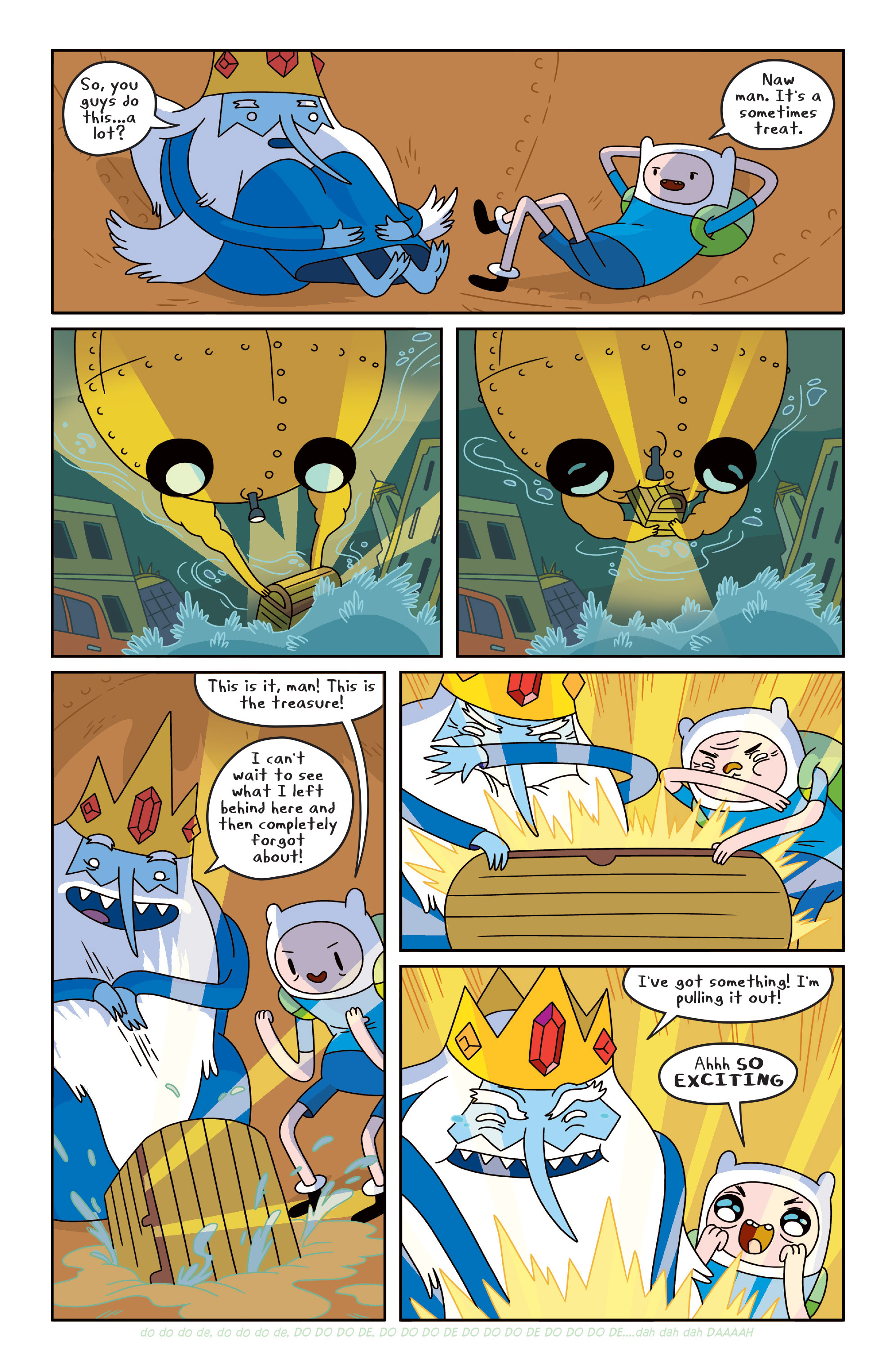 Read online Adventure Time comic -  Issue #Adventure Time _TPB 4 - 50