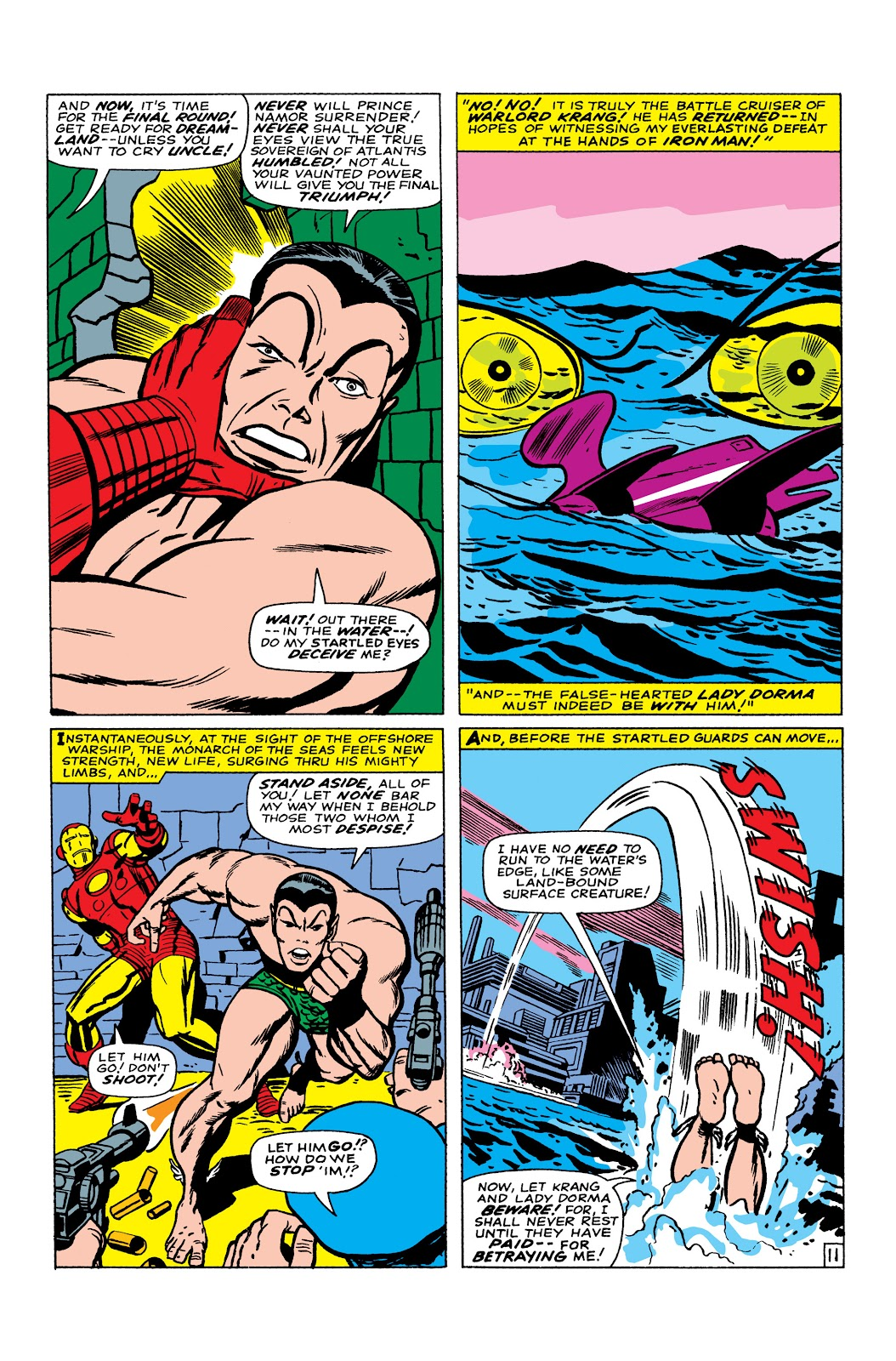 Read online Marvel Masterworks: The Invincible Iron Man comic -  Issue # TPB 3 (Part 5) - 28