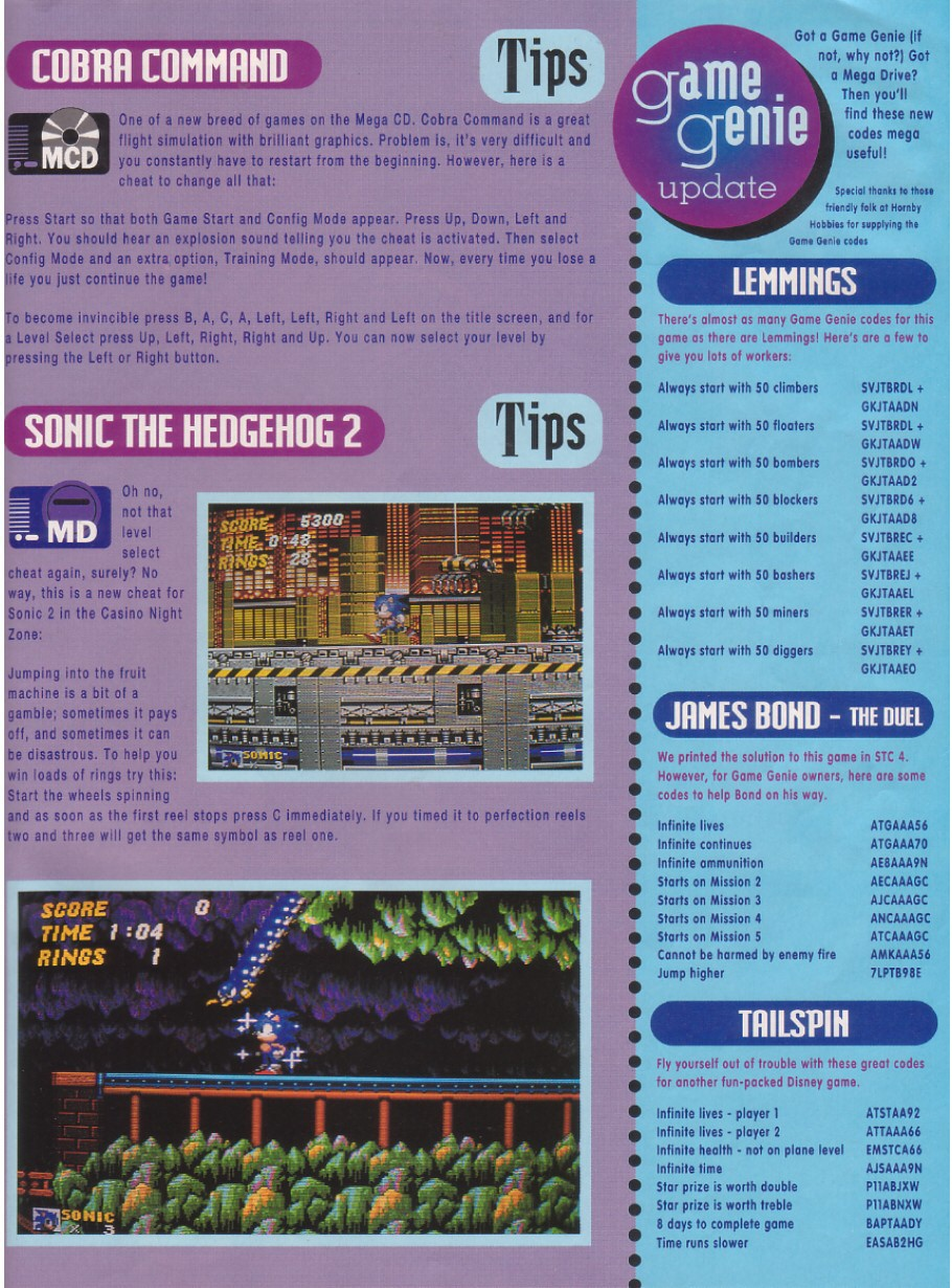 Read online Sonic the Comic comic -  Issue #7 - 25