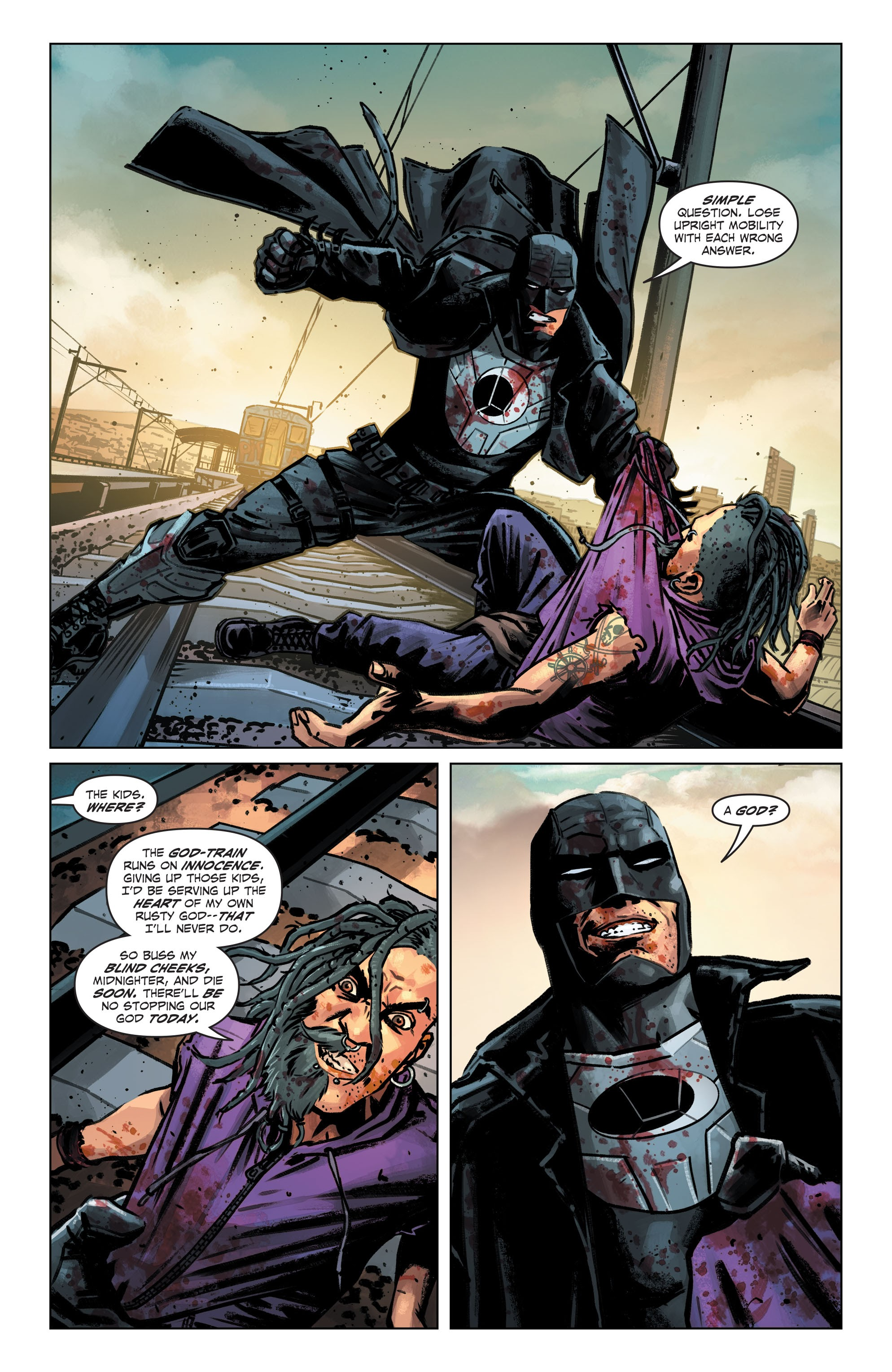 Midnighter and Apollo #_TPB #7 - English 11