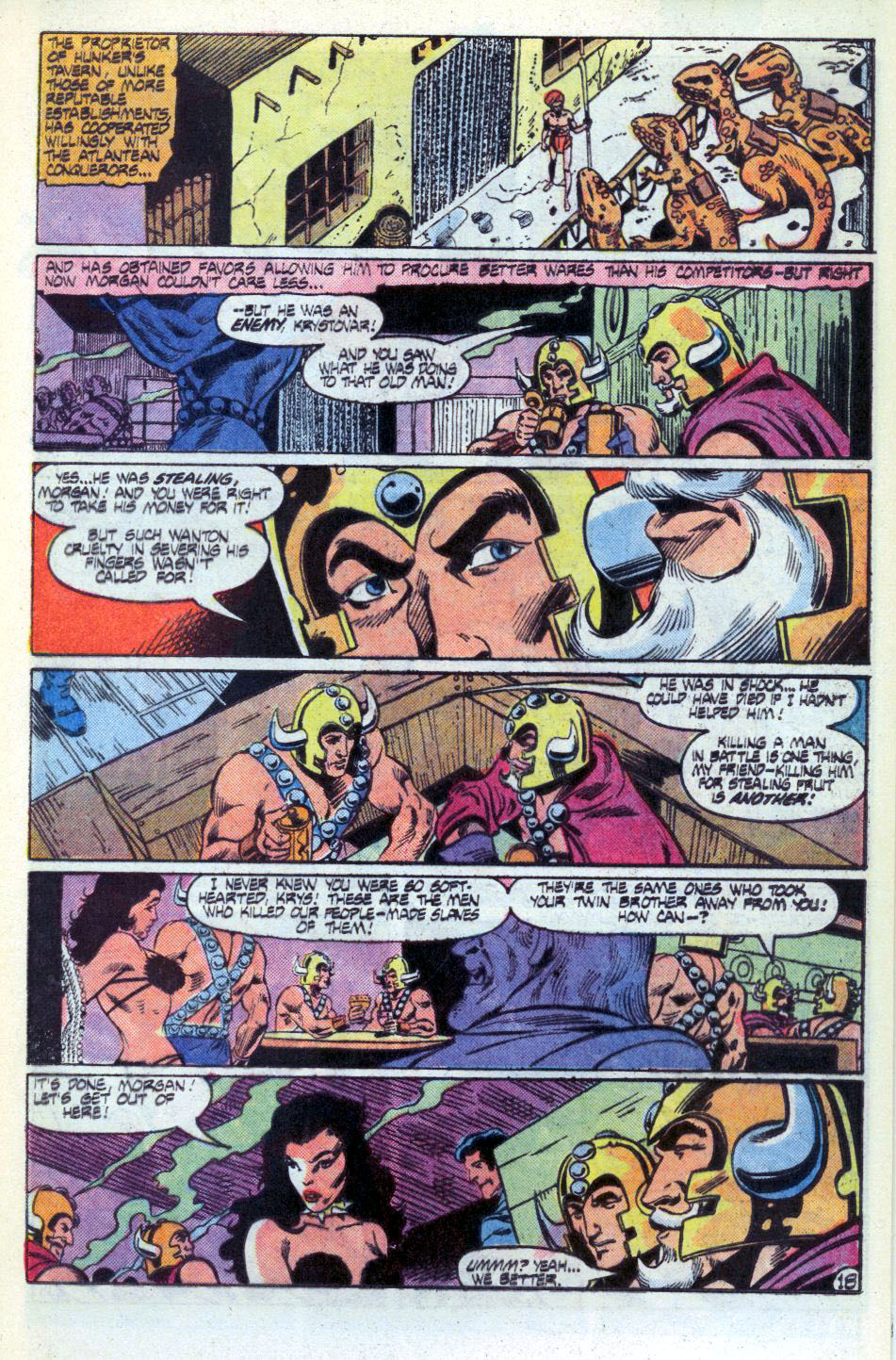 Warlord (1976) issue 92 - Page 19