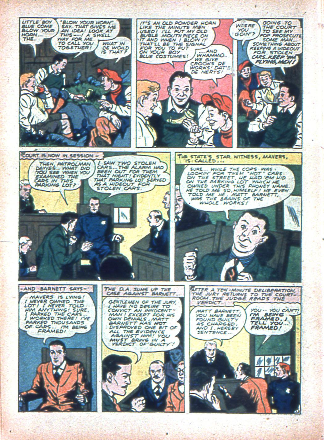 Read online Sensation (Mystery) Comics comic -  Issue #2 - 50