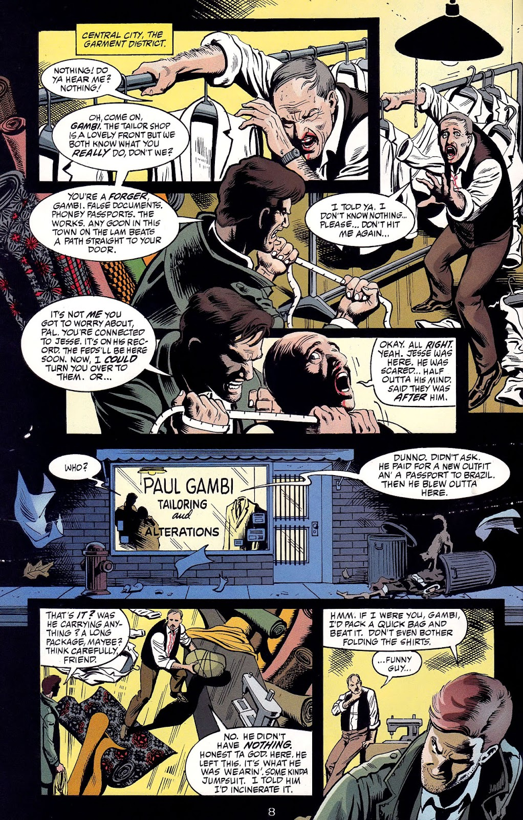Read online Flashpoint (1999) comic -  Issue #2 - 12