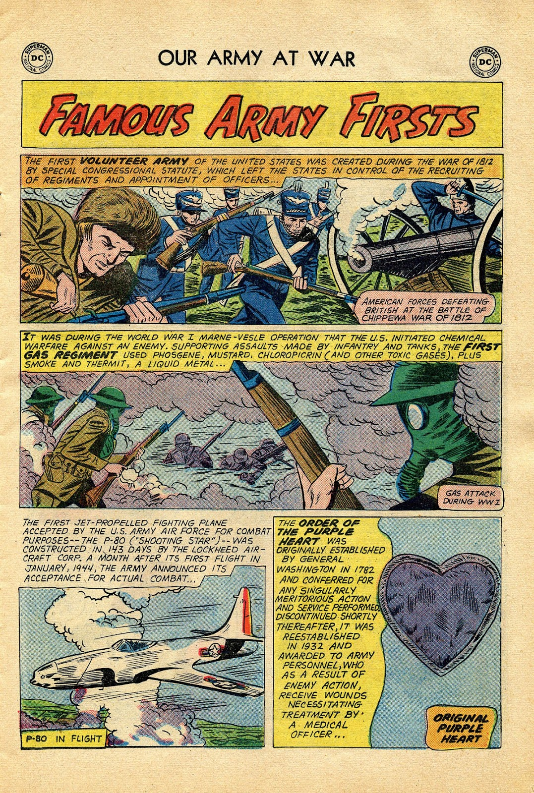 Our Army at War (1952) issue 99 - Page 11