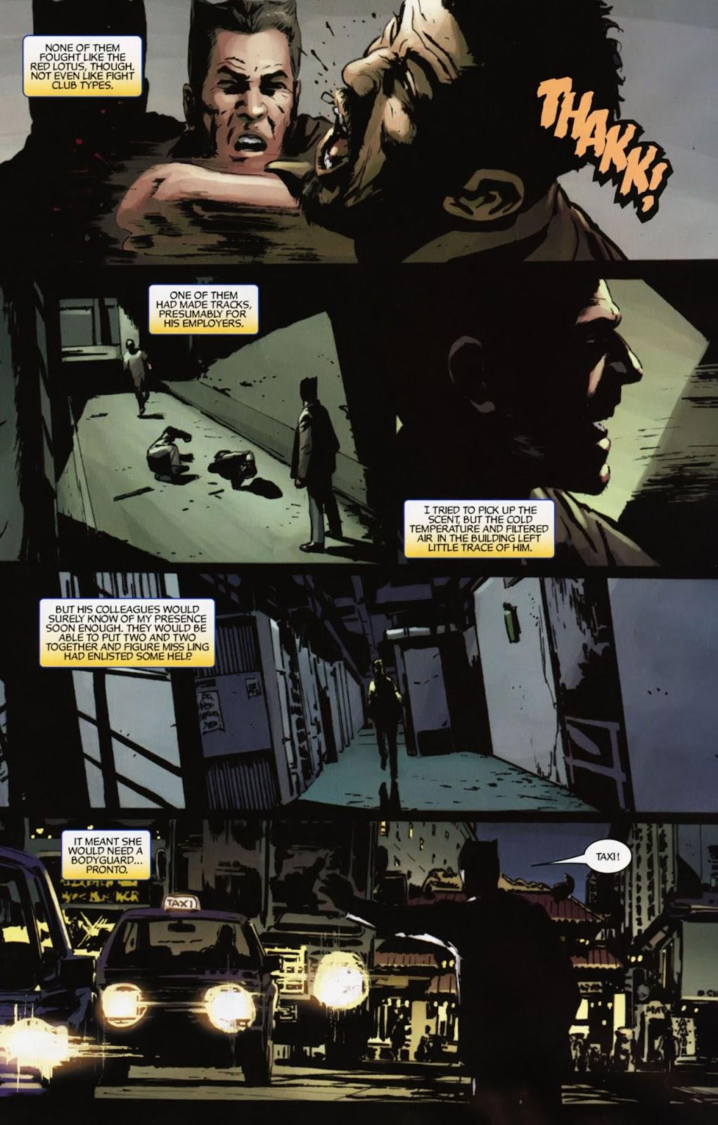 Read online Wolverine (2003) comic -  Issue #900 - 24