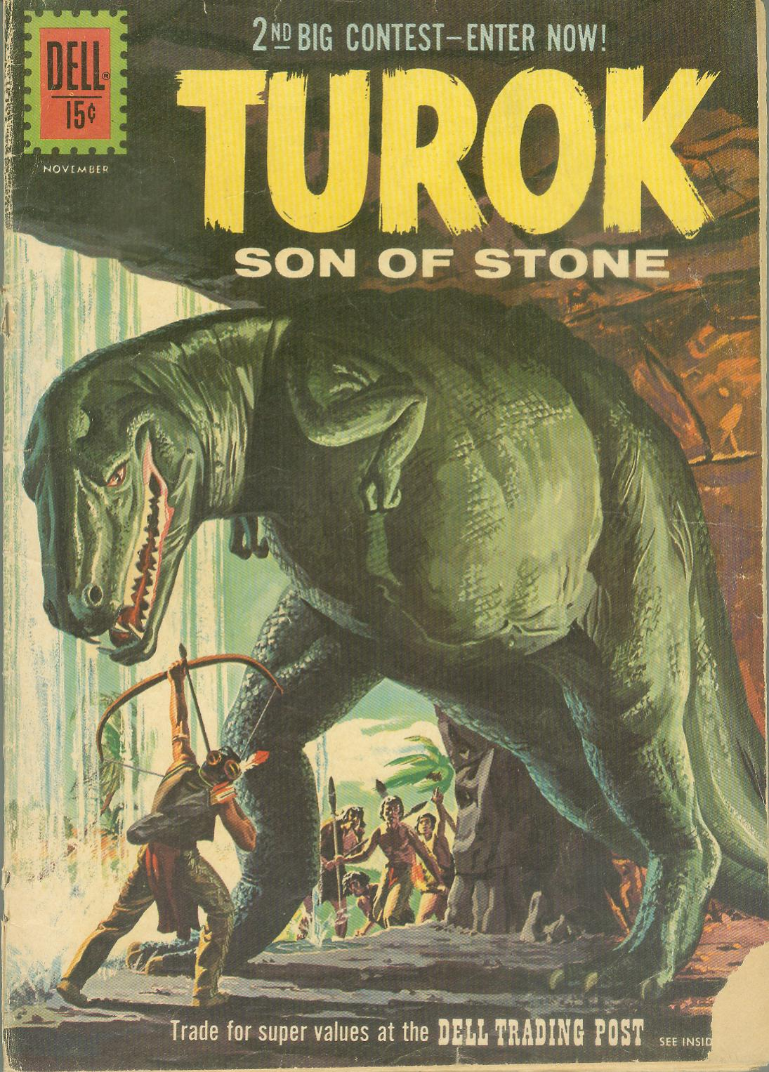 Read online Turok, Son of Stone comic -  Issue #25 - 1