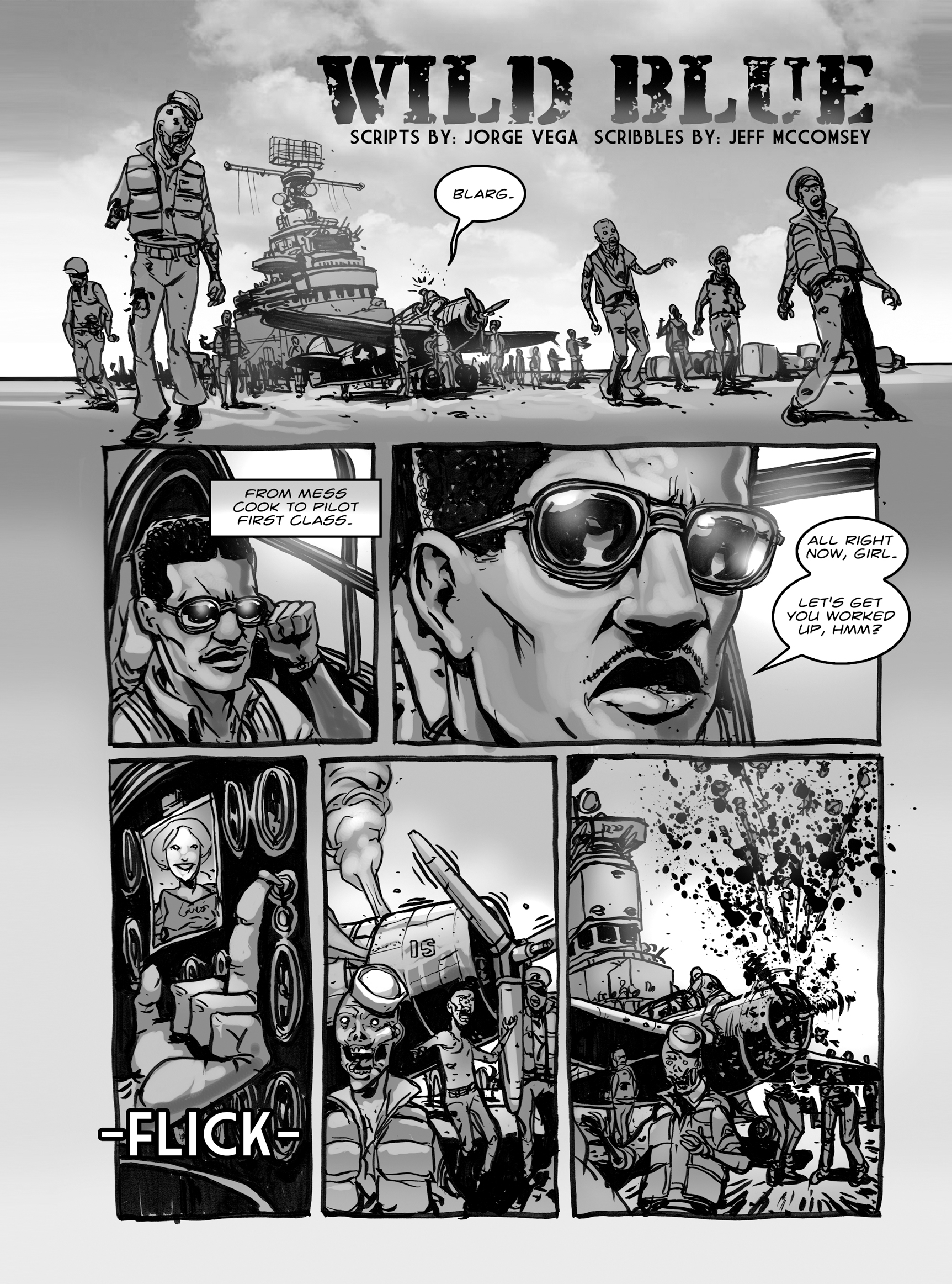 Read online FUBAR comic -  Issue #2 - 178