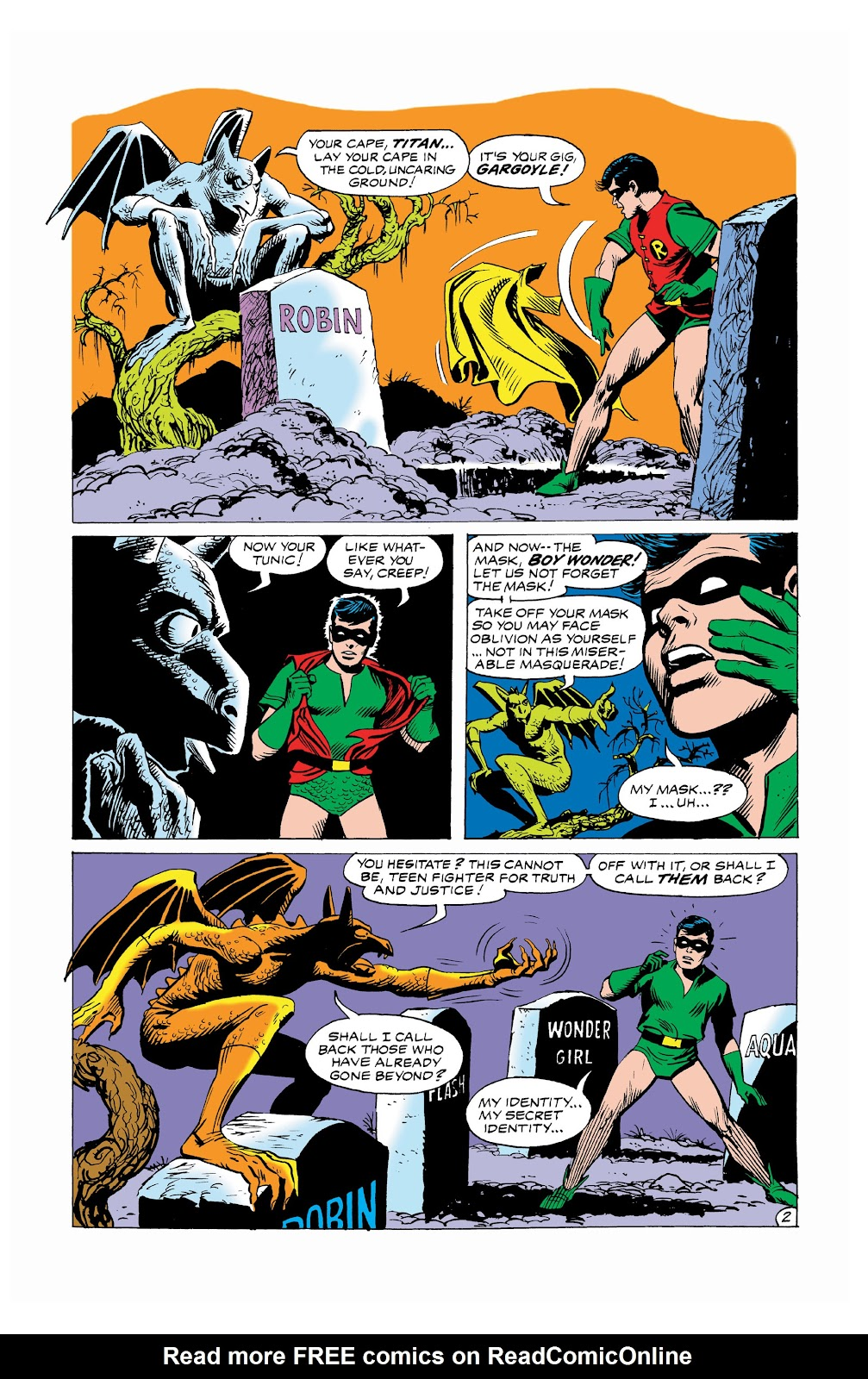 Teen Titans (1966) issue 14 - Page 3
