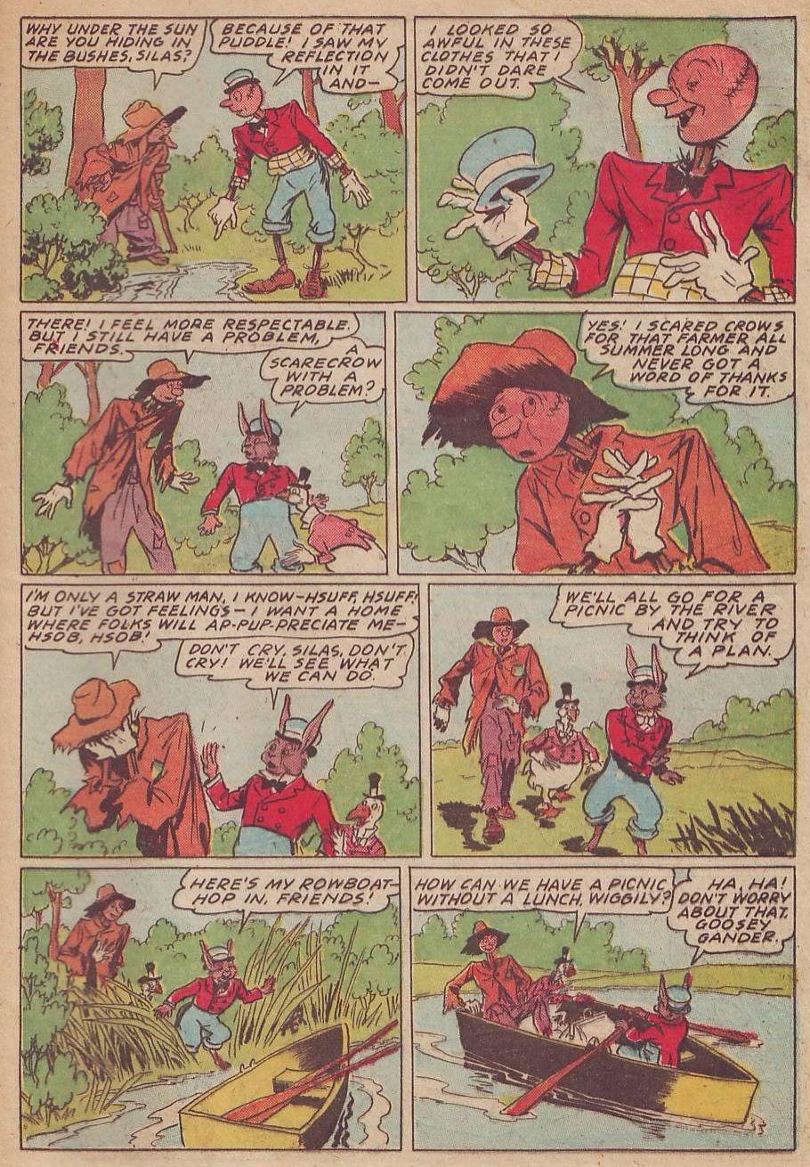 Read online Animal Comics comic -  Issue #28 - 47