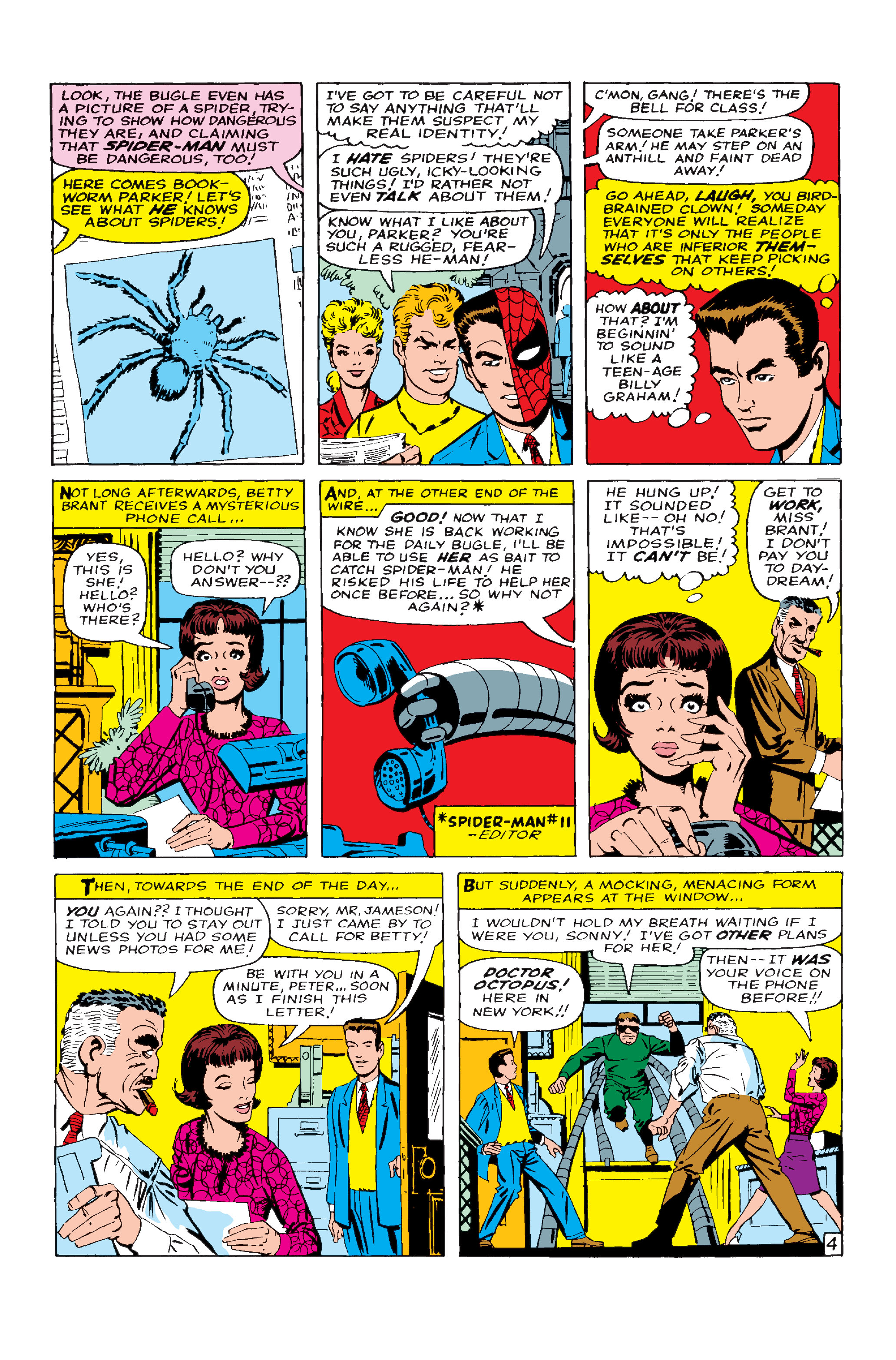 The Amazing Spider-Man (1963) 12 Page 4