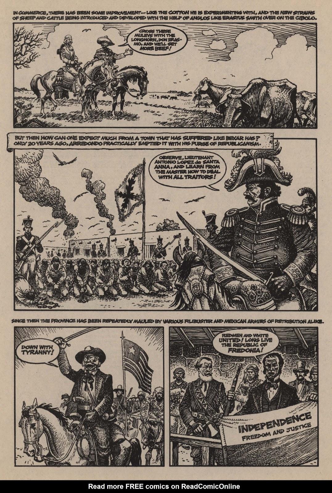 Recuerden el Alamo issue Full - Page 11