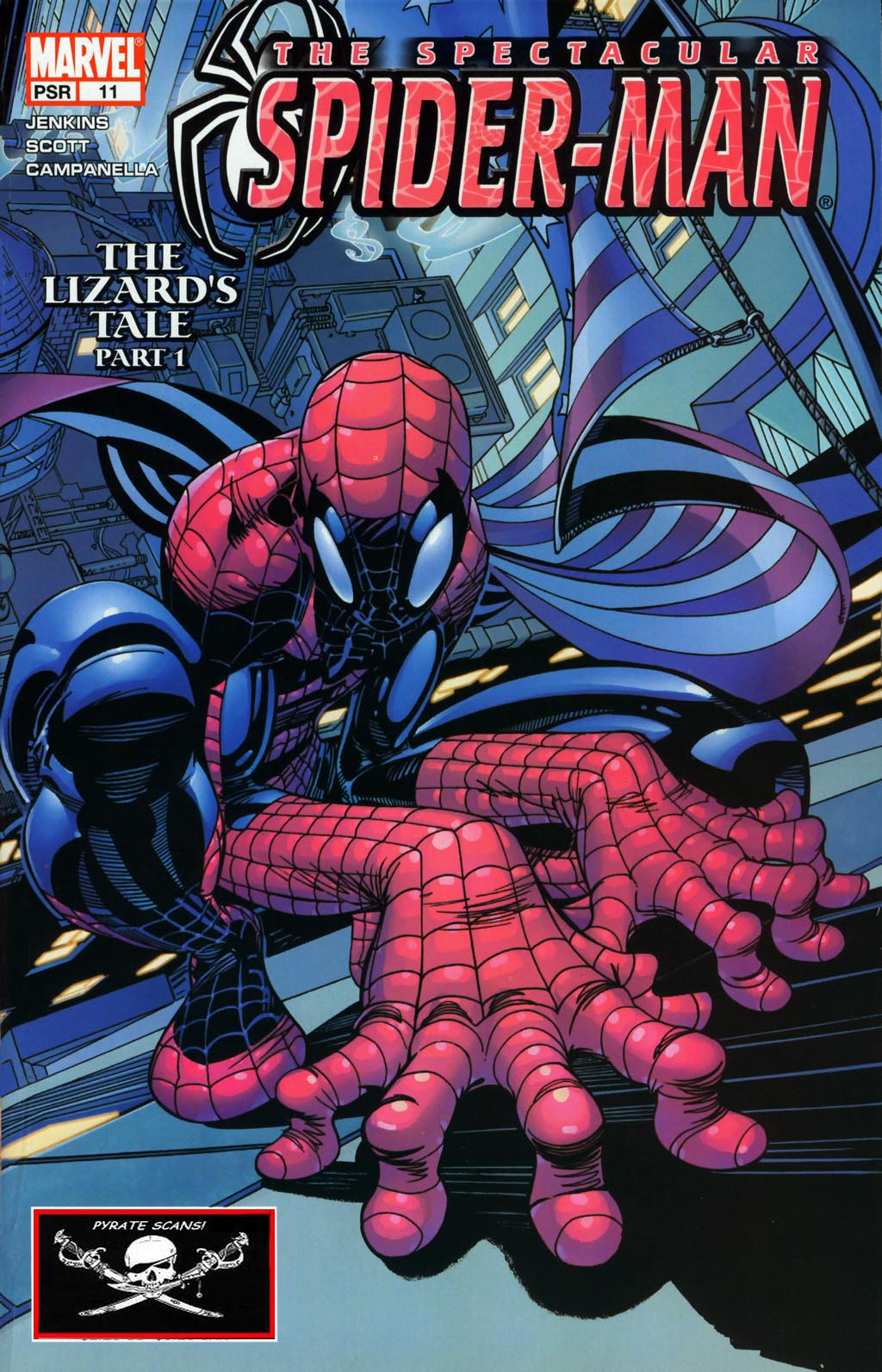 The Spectacular Spider-Man (2003) 11 Page 1