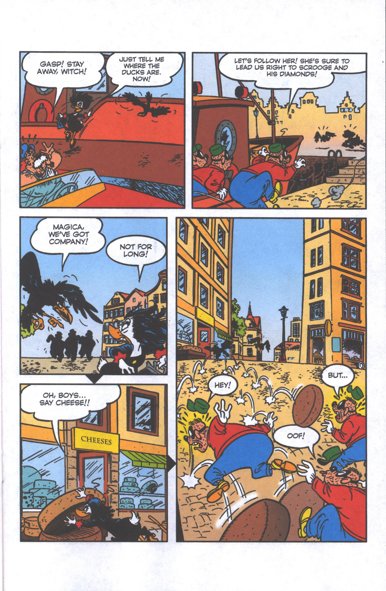 Read online Uncle Scrooge (1953) comic -  Issue #385 - 24