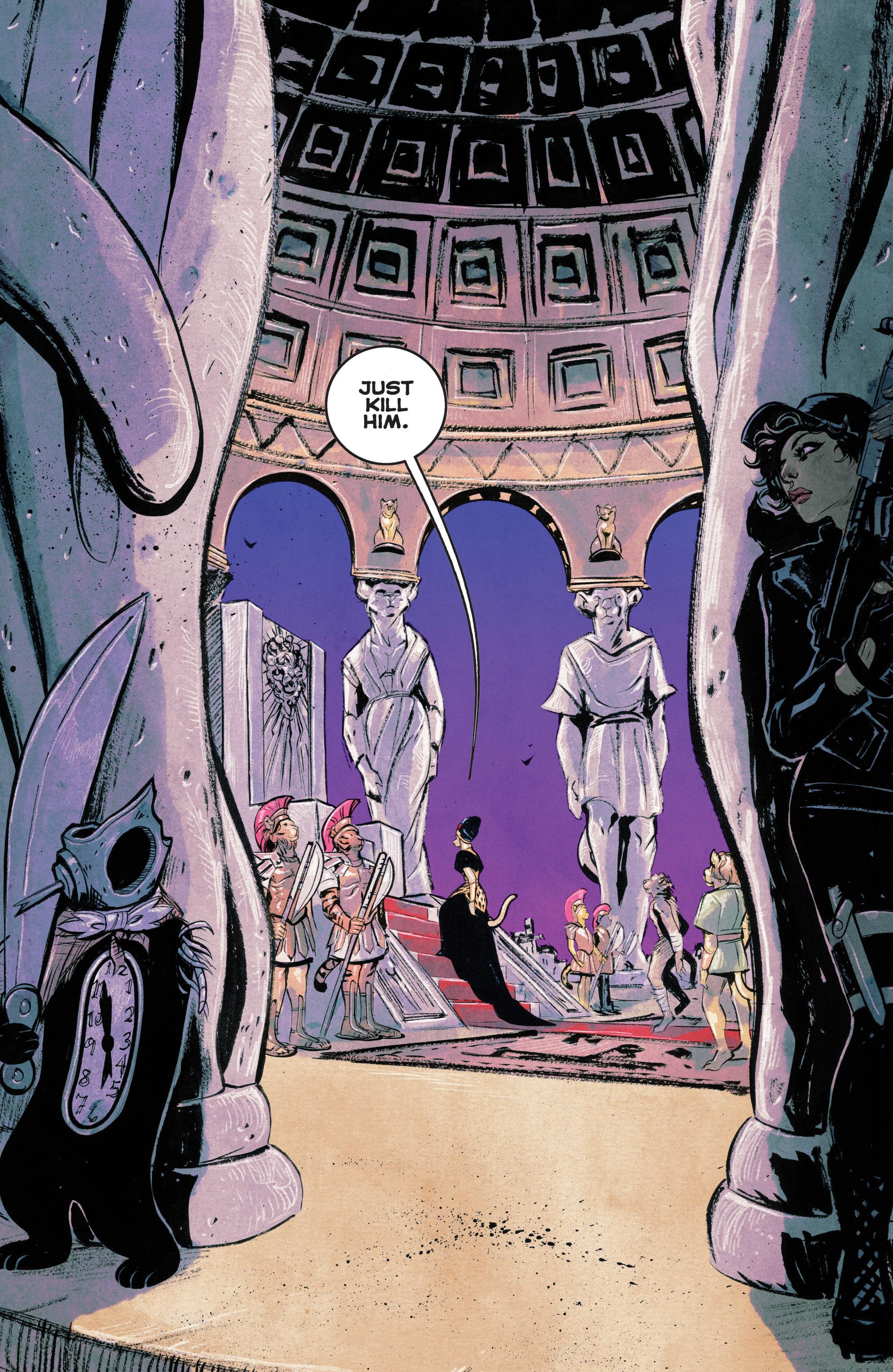 Read online Shutter comic -  Issue #15 - 20