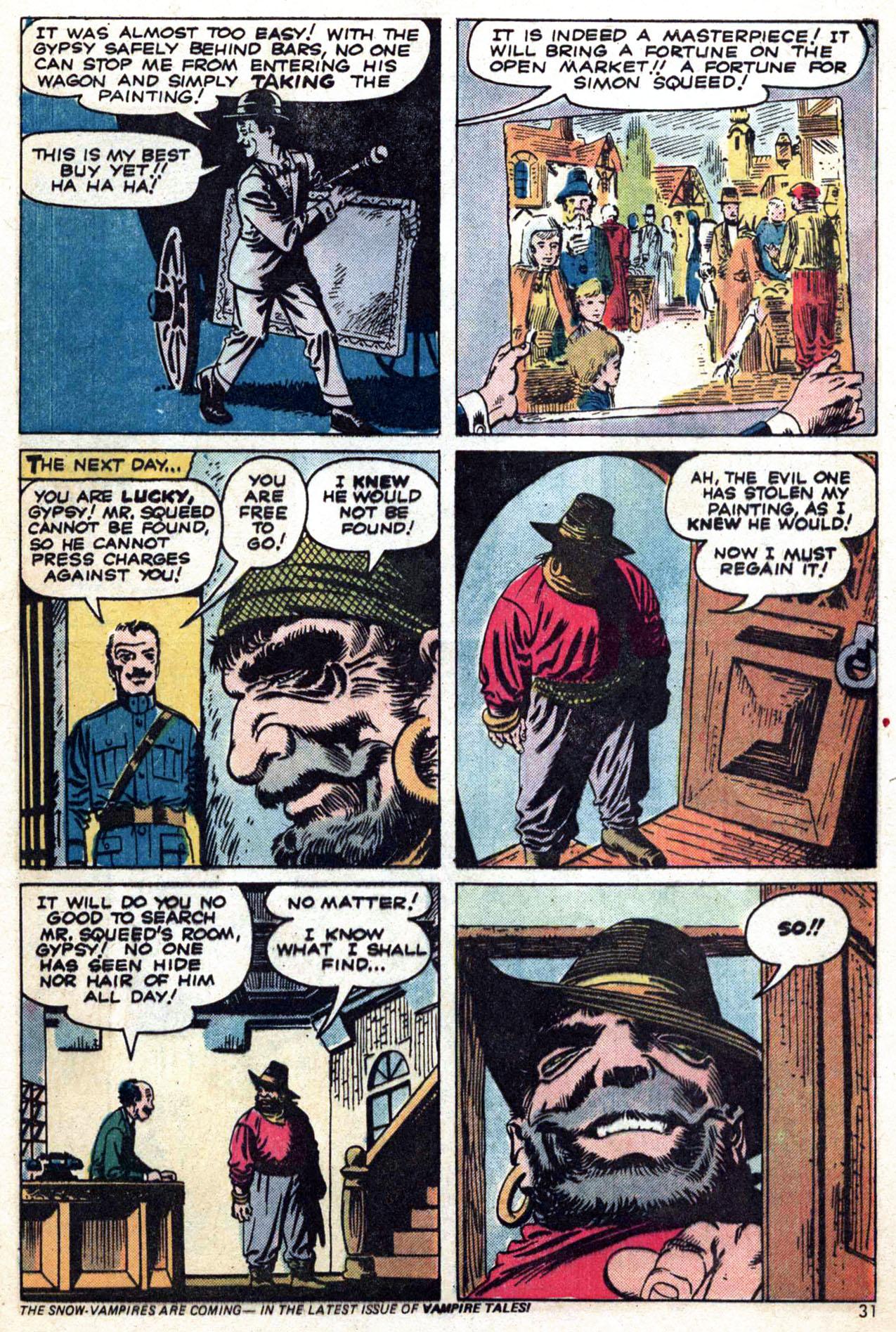 Read online Amazing Adventures (1970) comic -  Issue #24 - 31