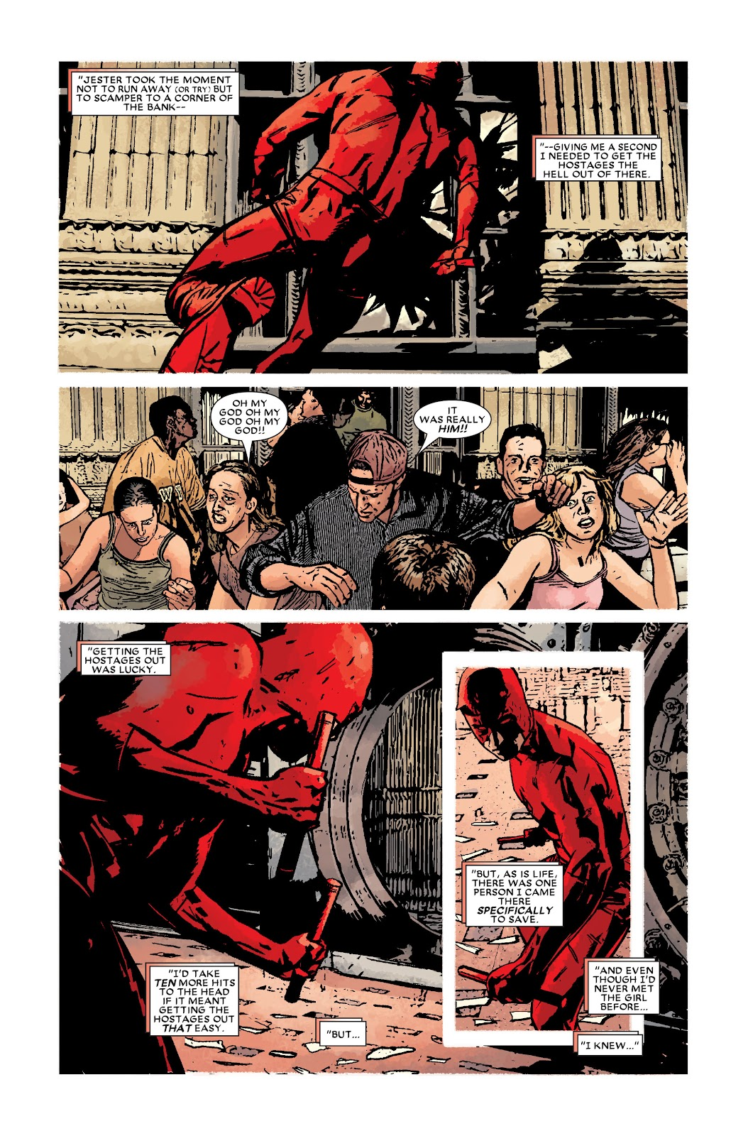 Read online Daredevil (1998) comic -  Issue # _Ultimate_Collection TPB 3 (Part 3) - 4