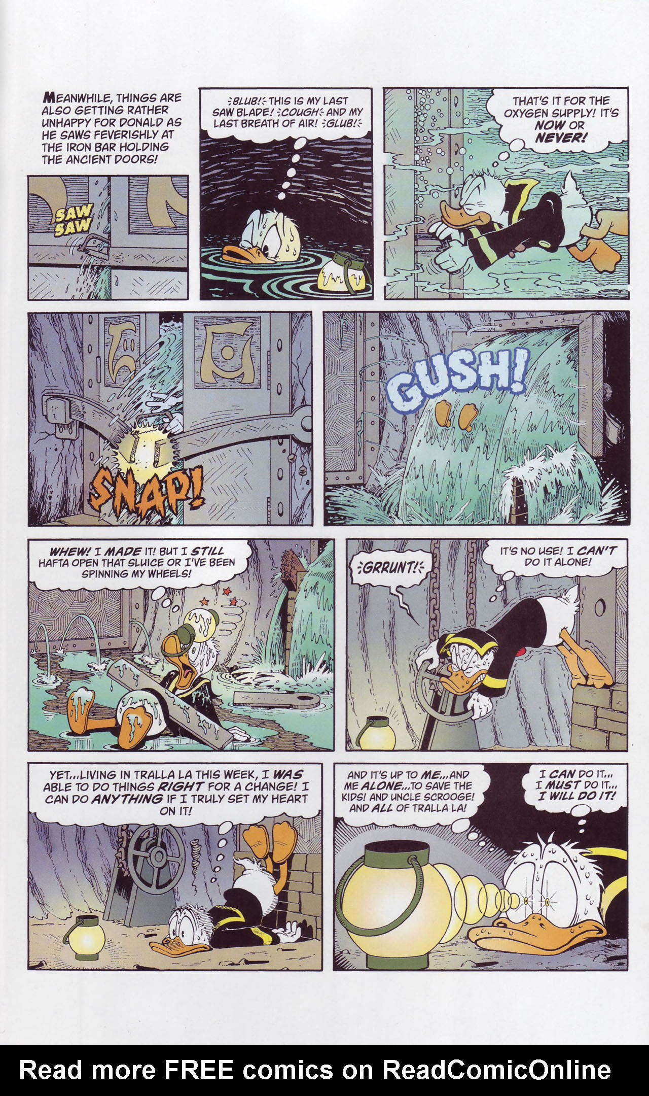 Read online Uncle Scrooge (1953) comic -  Issue #357 - 27