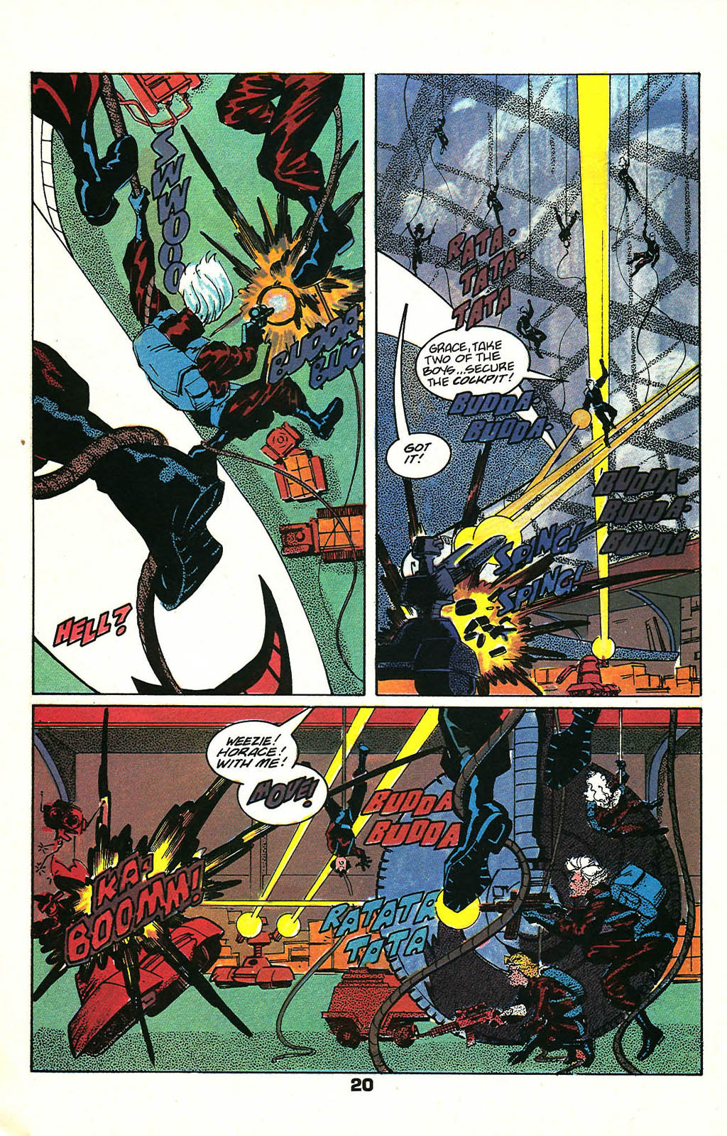 Read online American Flagg! comic -  Issue #48 - 26