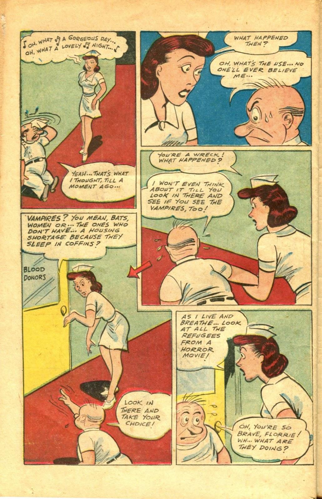 Read online Super-Magician Comics comic -  Issue #48 - 38