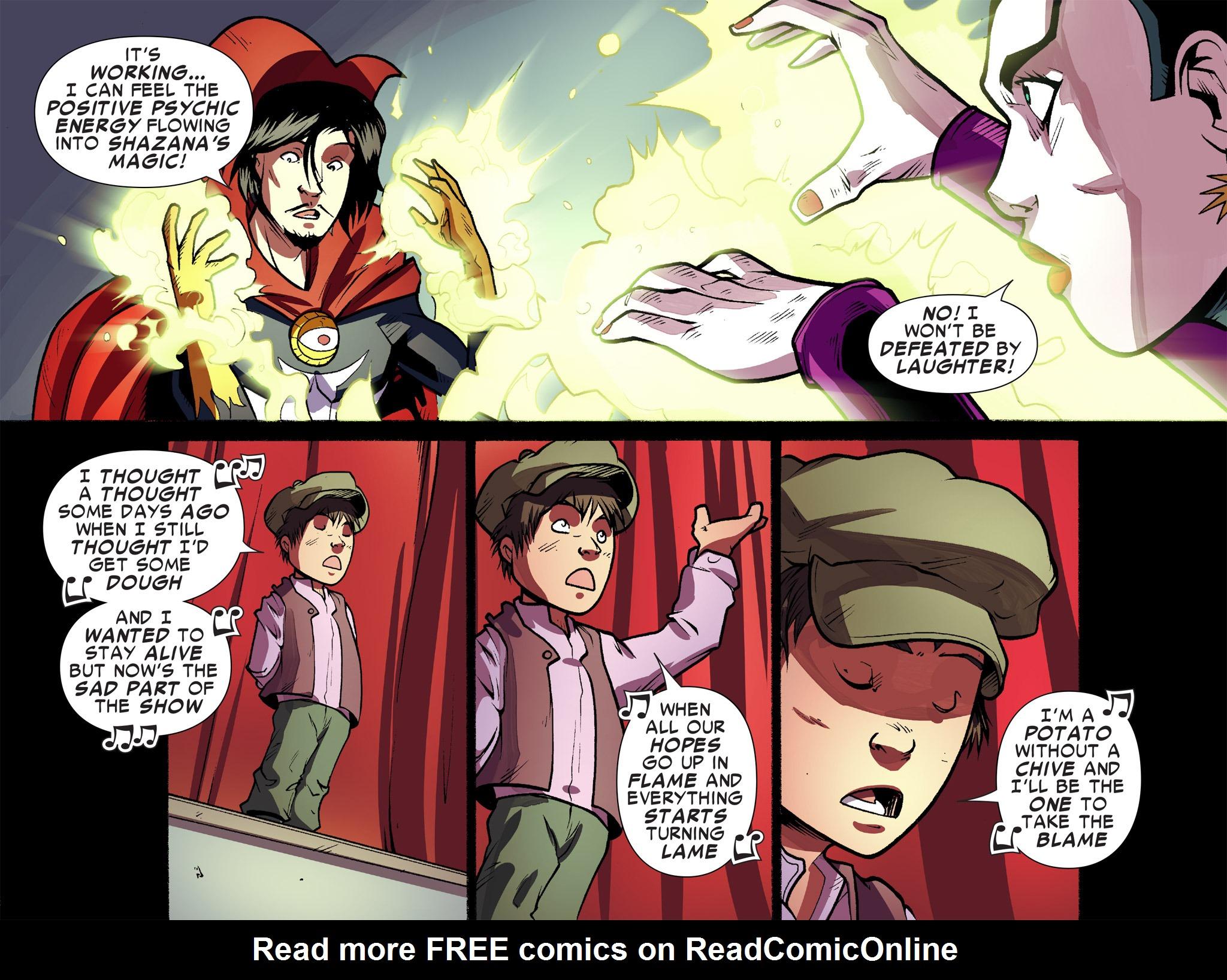 Read online Ultimate Spider-Man (Infinite Comics) (2016) comic -  Issue #10 - 50