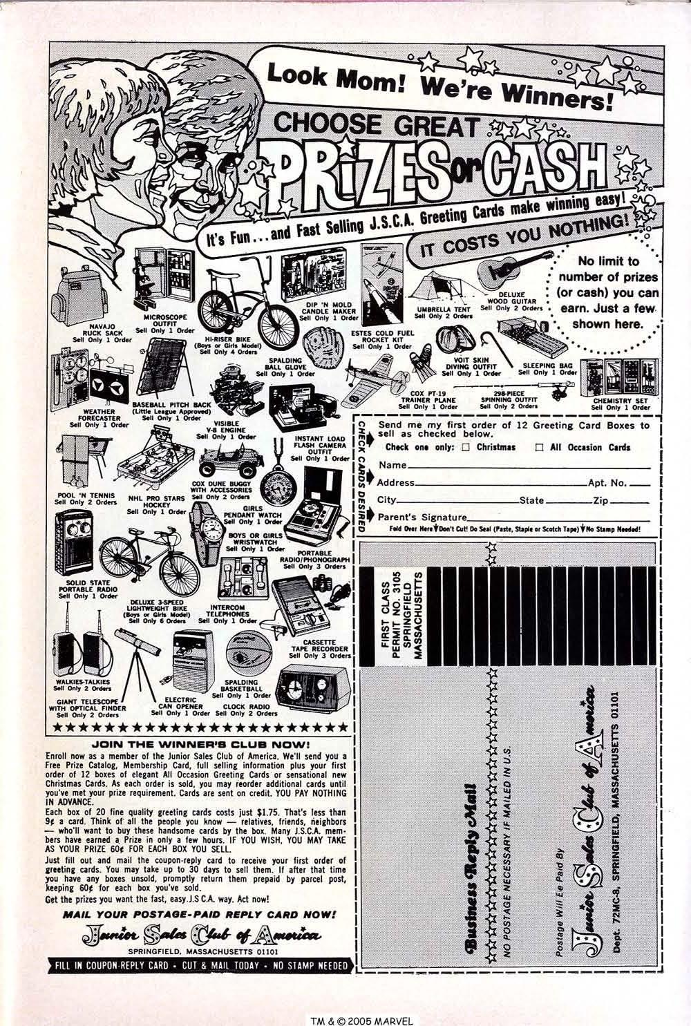 Uncanny X-Men (1963) 79 Page 34