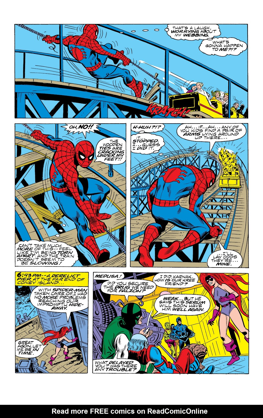 Read online Marvel Masterworks: The Spectacular Spider-Man comic -  Issue # TPB (Part 2) - 87