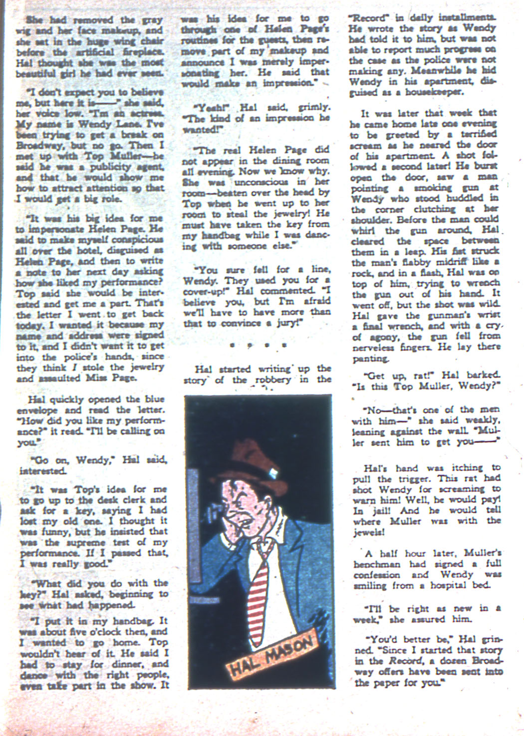 Read online Sensation (Mystery) Comics comic -  Issue #3 - 47