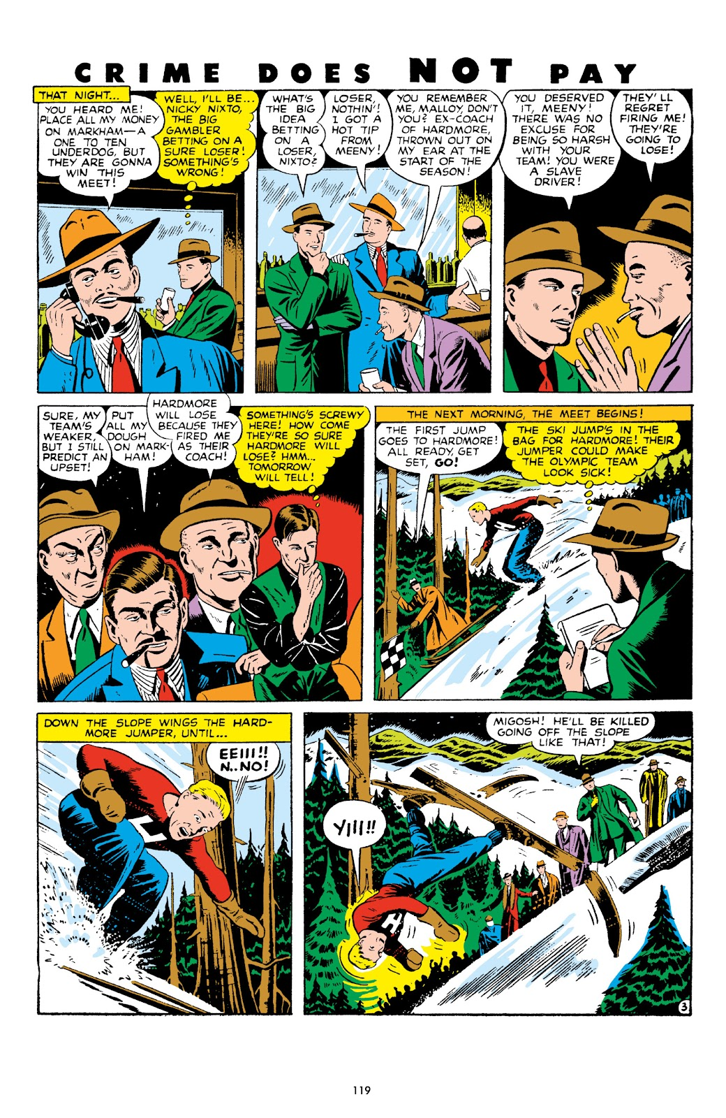 Read online Crime Does Not Pay Archives comic -  Issue # TPB 8 (Part 2) - 20