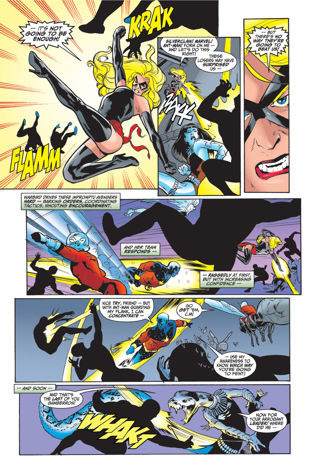 Read online Avengers (1998) comic -  Issue #26 - 18