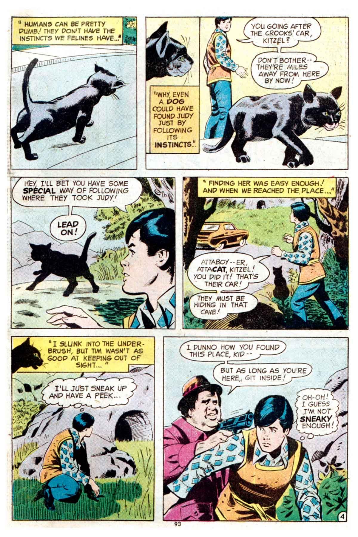 Read online Shazam! (1973) comic -  Issue #16 - 93